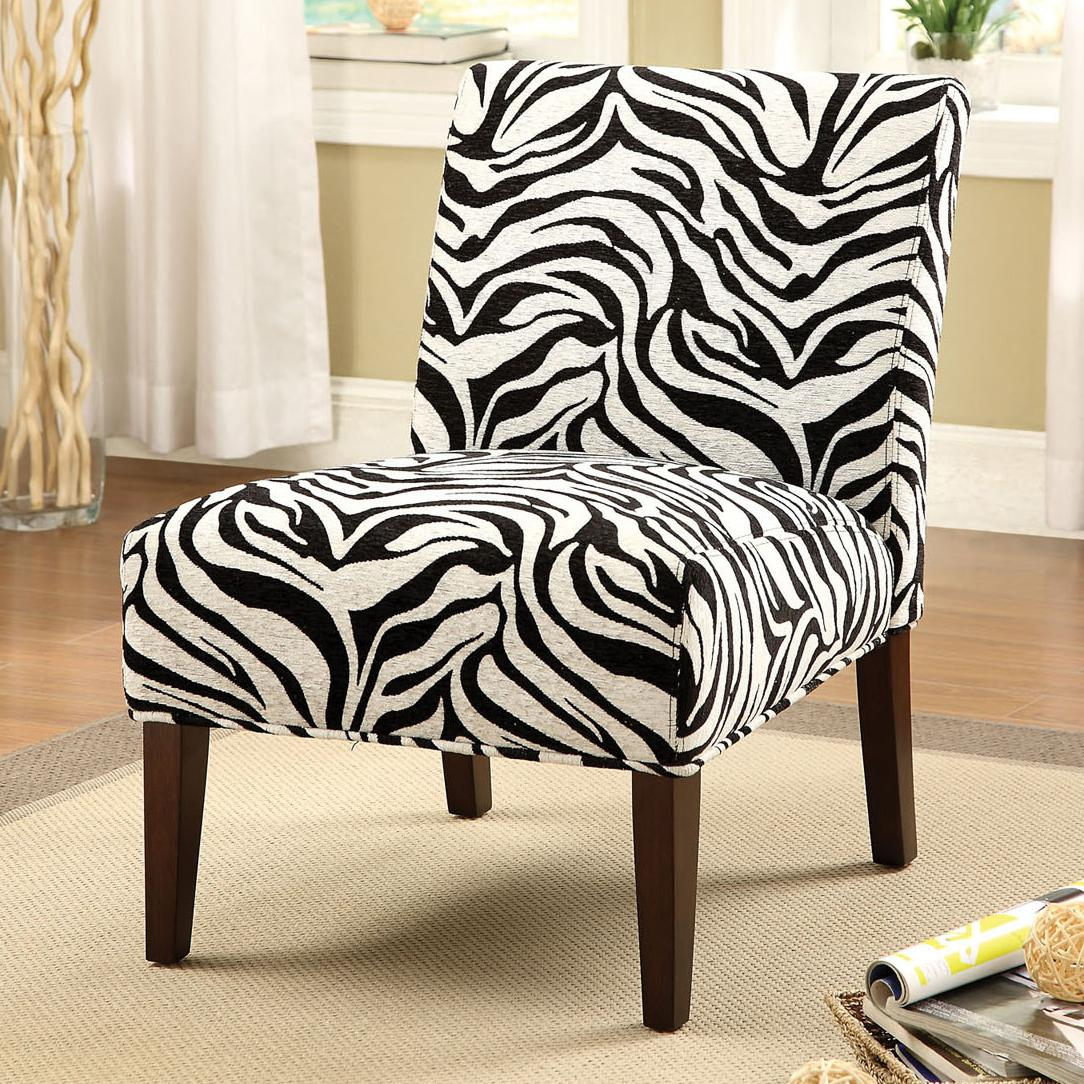 Aberly Accent Chair by Acme Furniture at Corner Furniture