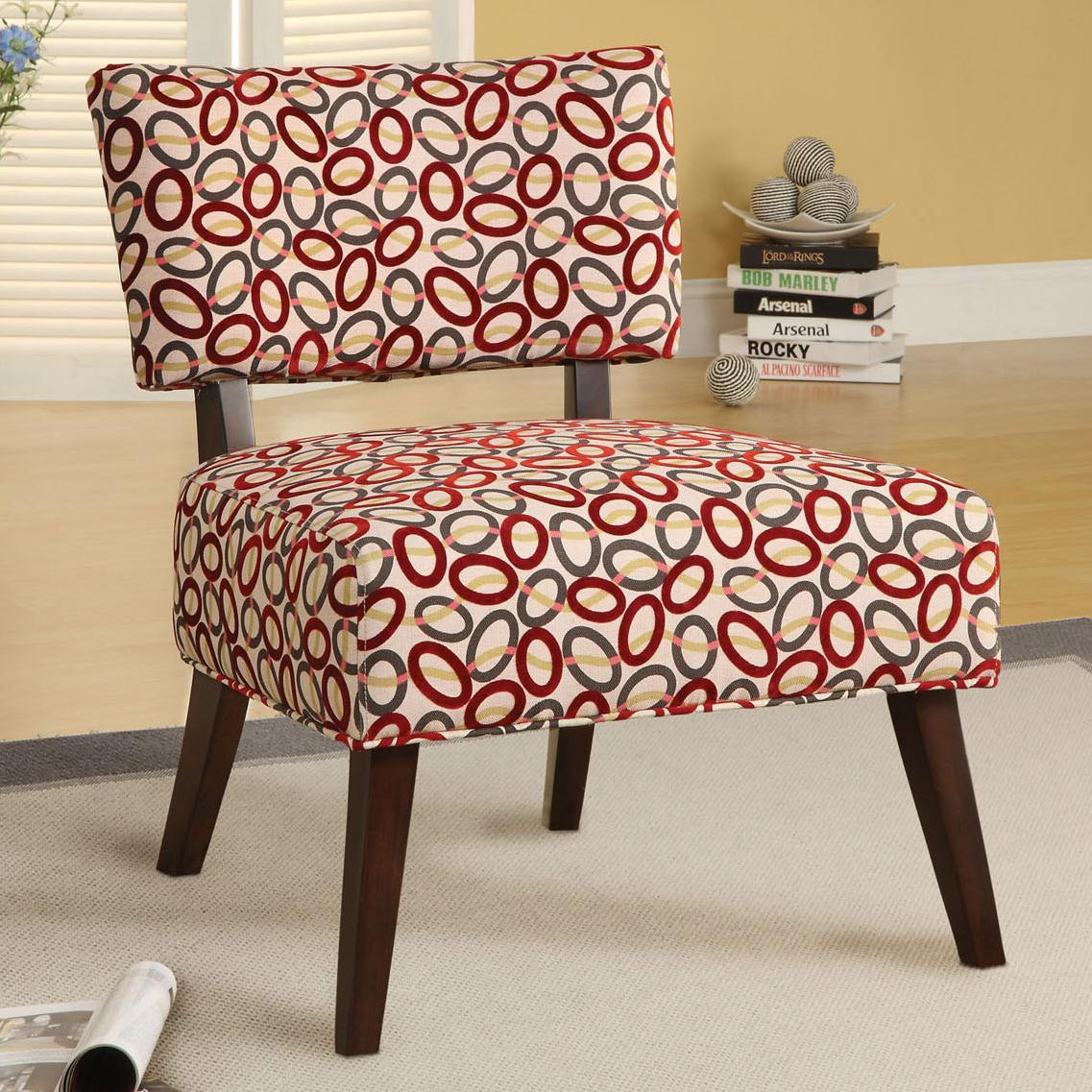 Able Accent Chair by Acme Furniture at A1 Furniture & Mattress