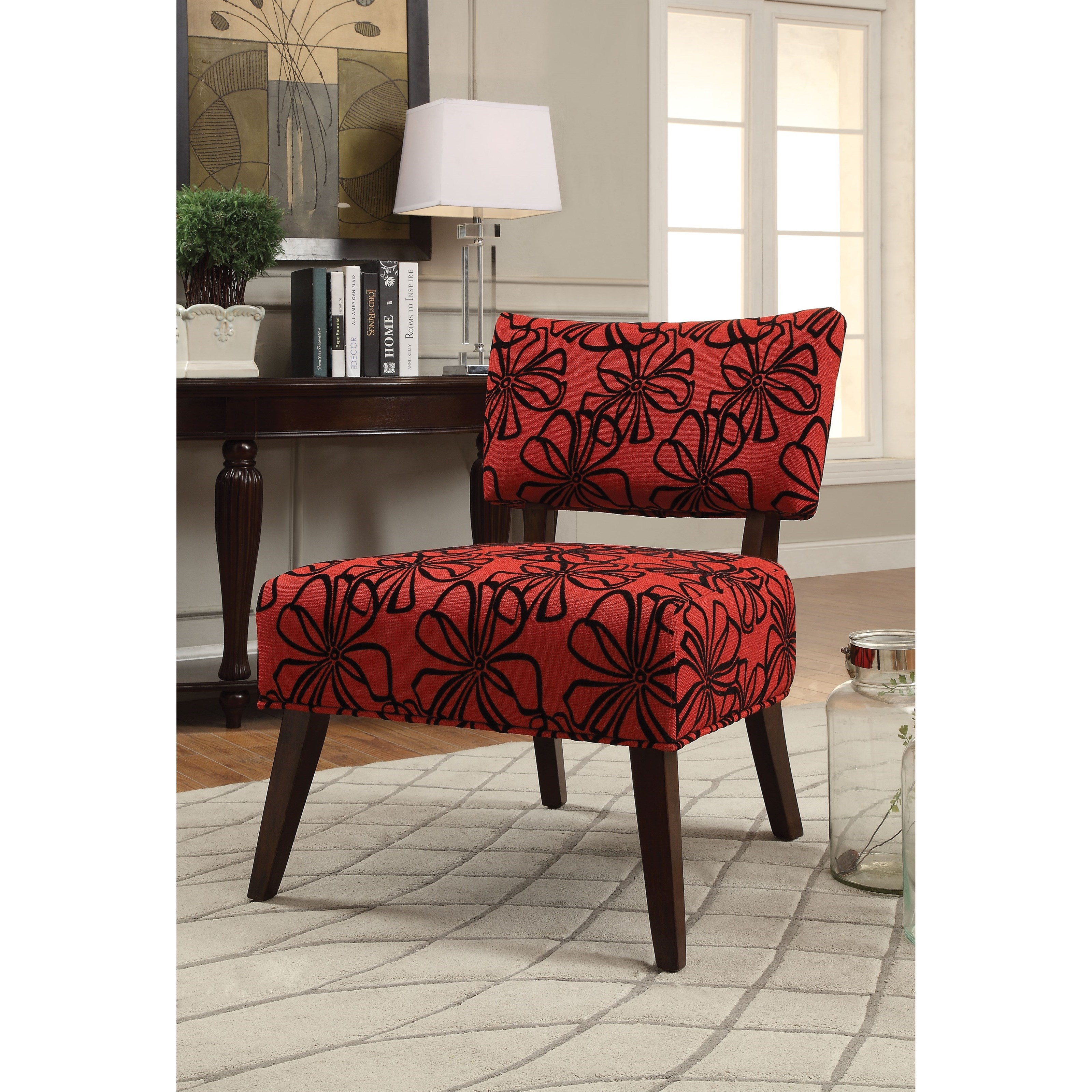 Able Accent Chair by Acme Furniture at Nassau Furniture and Mattress
