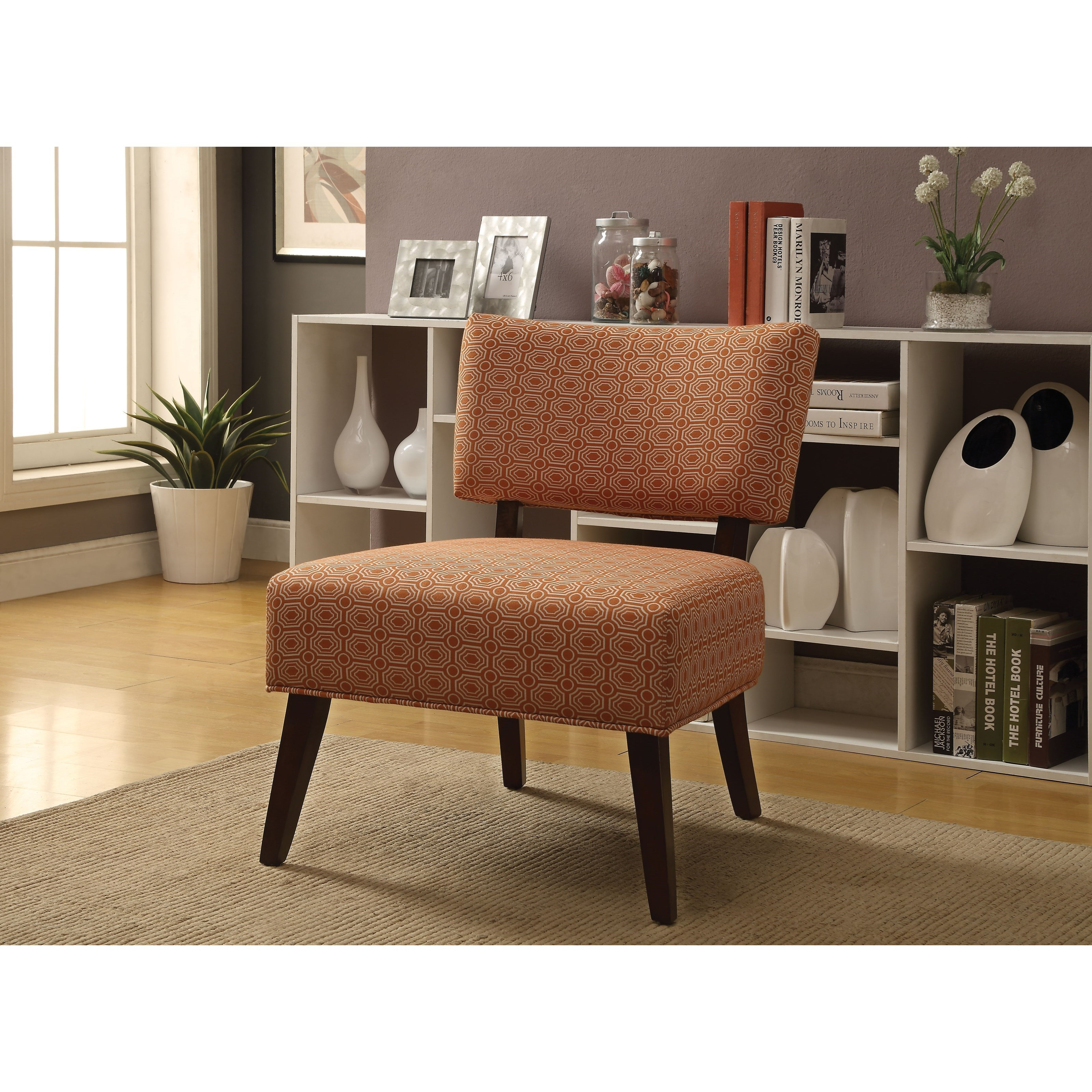 Able Accent Chair by Acme Furniture at Carolina Direct