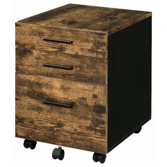 Abner File Cabinet by Acme Furniture at Del Sol Furniture