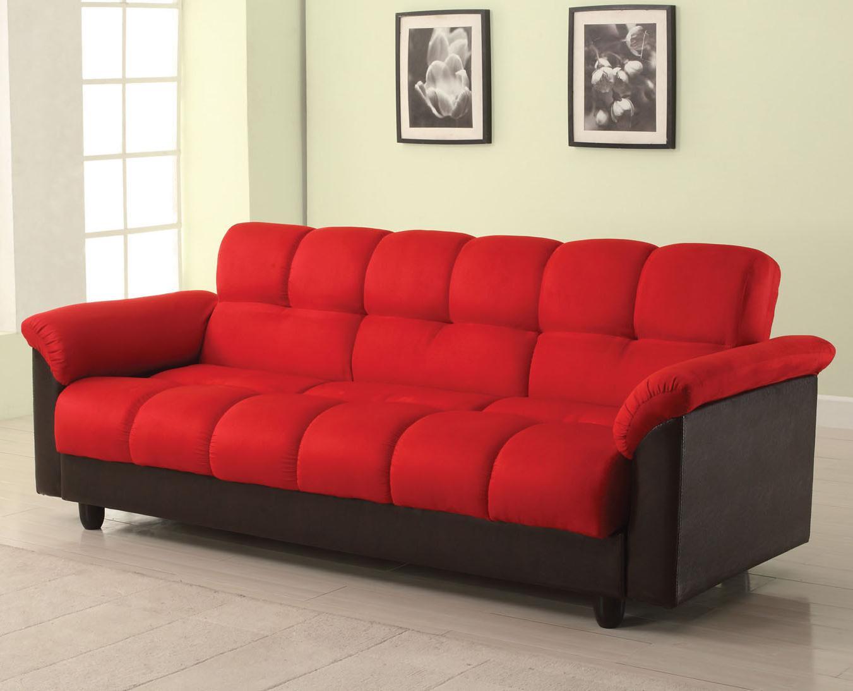 Achava Adjustable Sofa by Acme Furniture at Carolina Direct