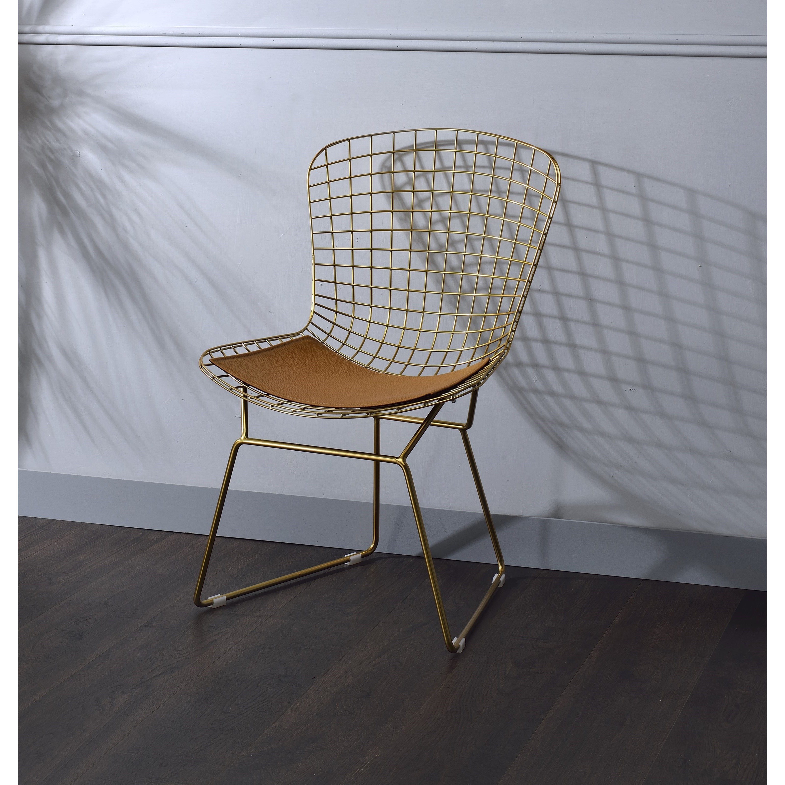 Achellia Side Chair  by Acme Furniture at Carolina Direct
