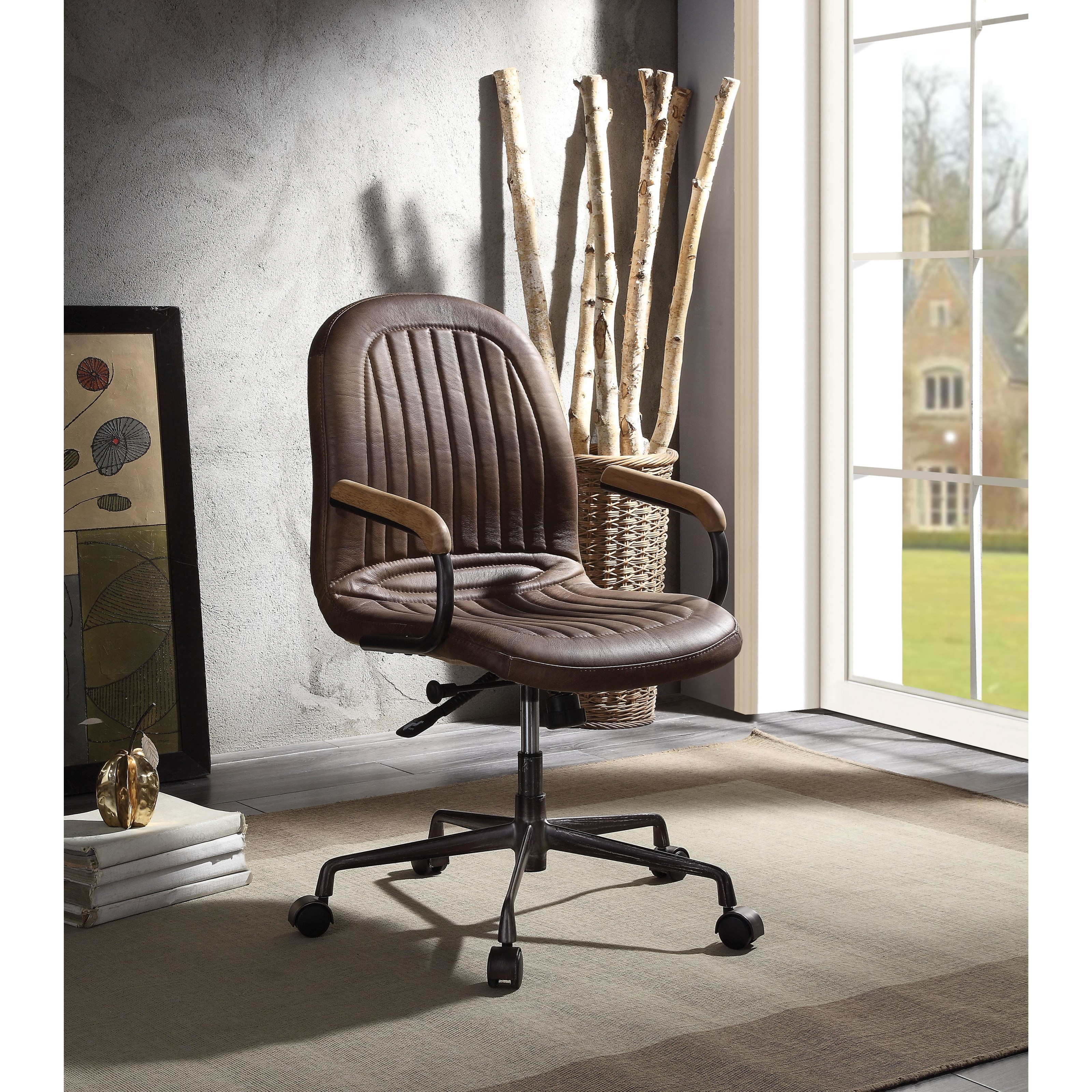 Acis Office Chair by Acme Furniture at Carolina Direct