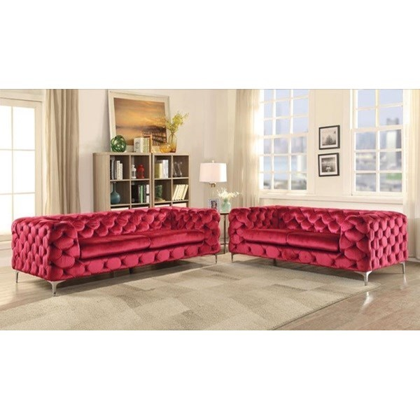 Adam  Living Room Group by Acme Furniture at A1 Furniture & Mattress