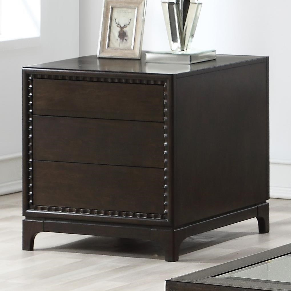 Adelynn End Table by Acme Furniture at Carolina Direct