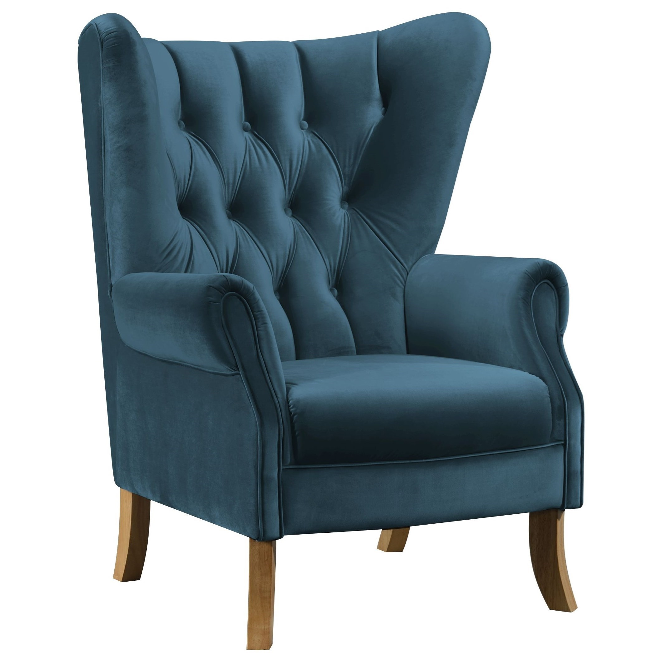 Adonis Accent Chair by Acme Furniture at Carolina Direct