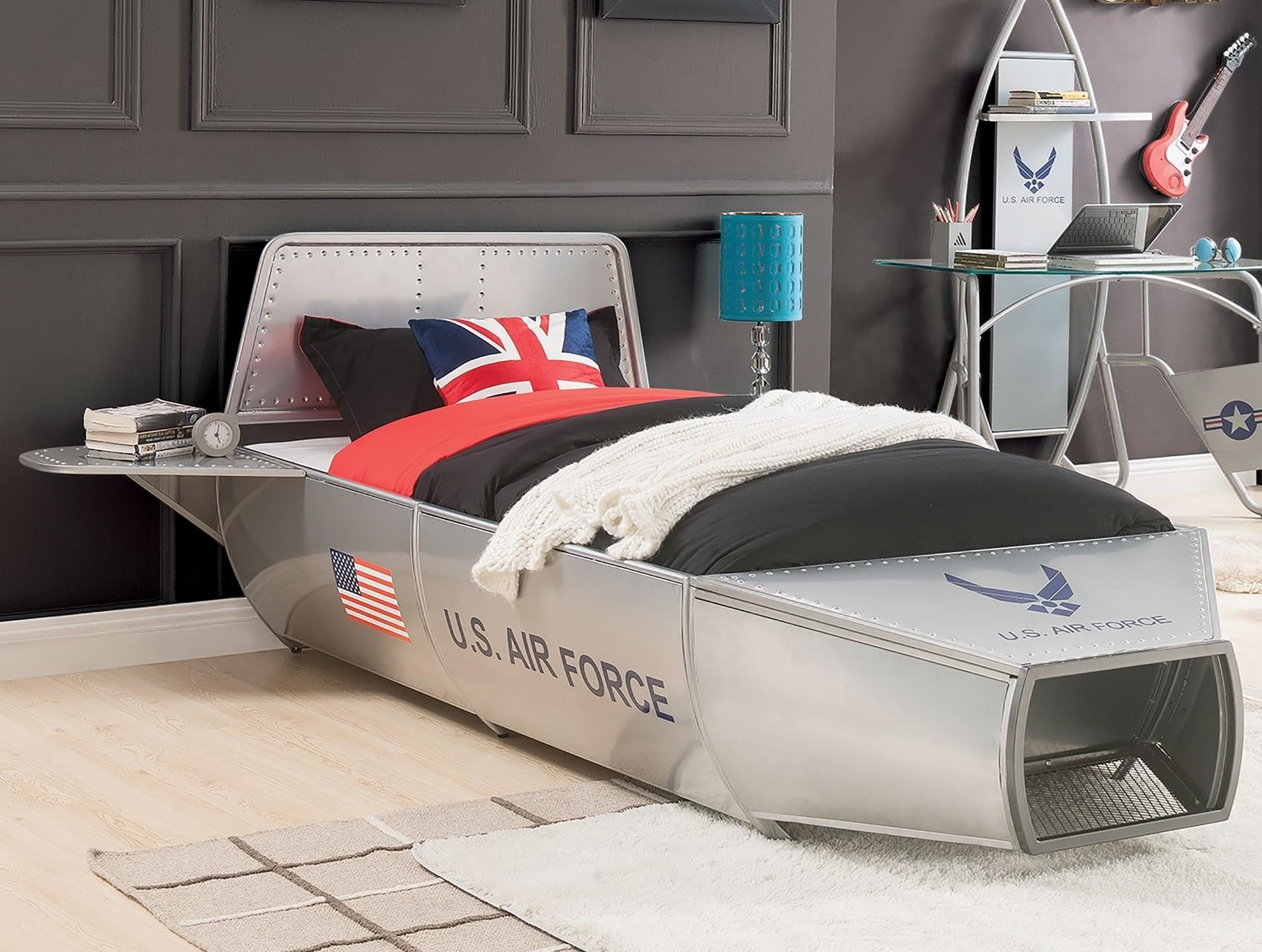 Aeronautic Twin Bed by Acme Furniture at Carolina Direct
