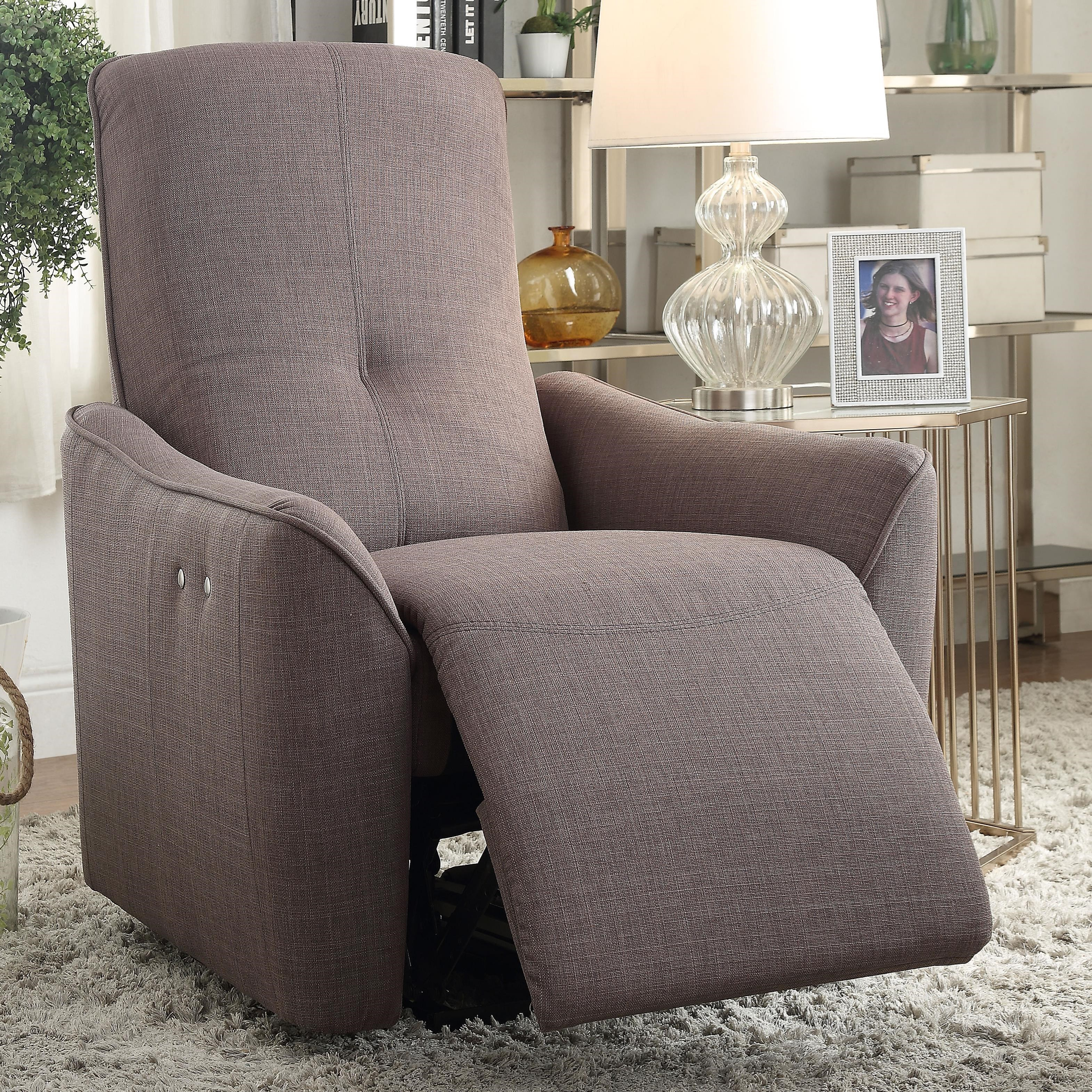 Agico Power Motion Recliner by Acme Furniture at A1 Furniture & Mattress