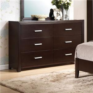 Dresser with 6 Drawers