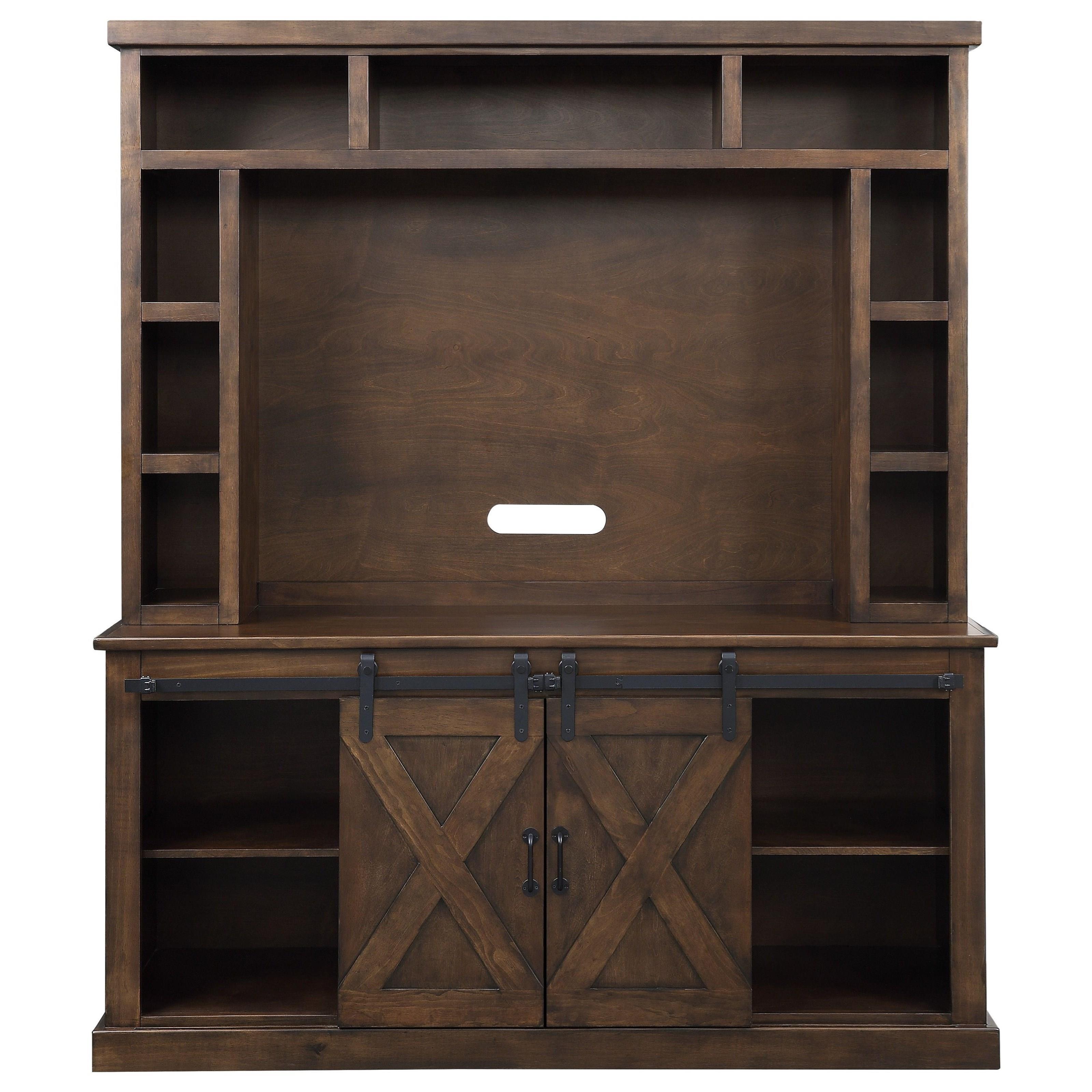 Aksel Wall Unit by Acme Furniture at Carolina Direct