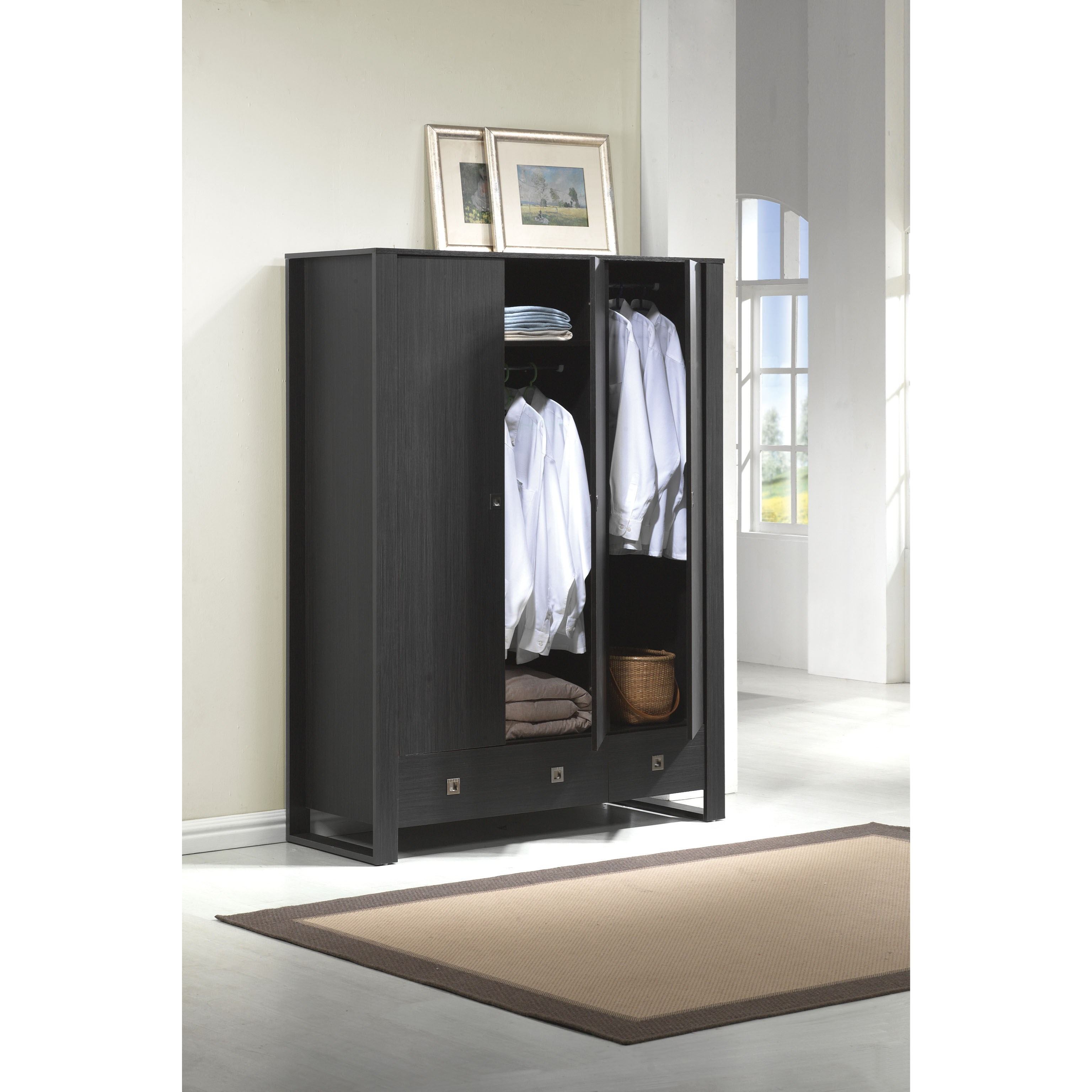Alexis Wardrobe by Acme Furniture at A1 Furniture & Mattress