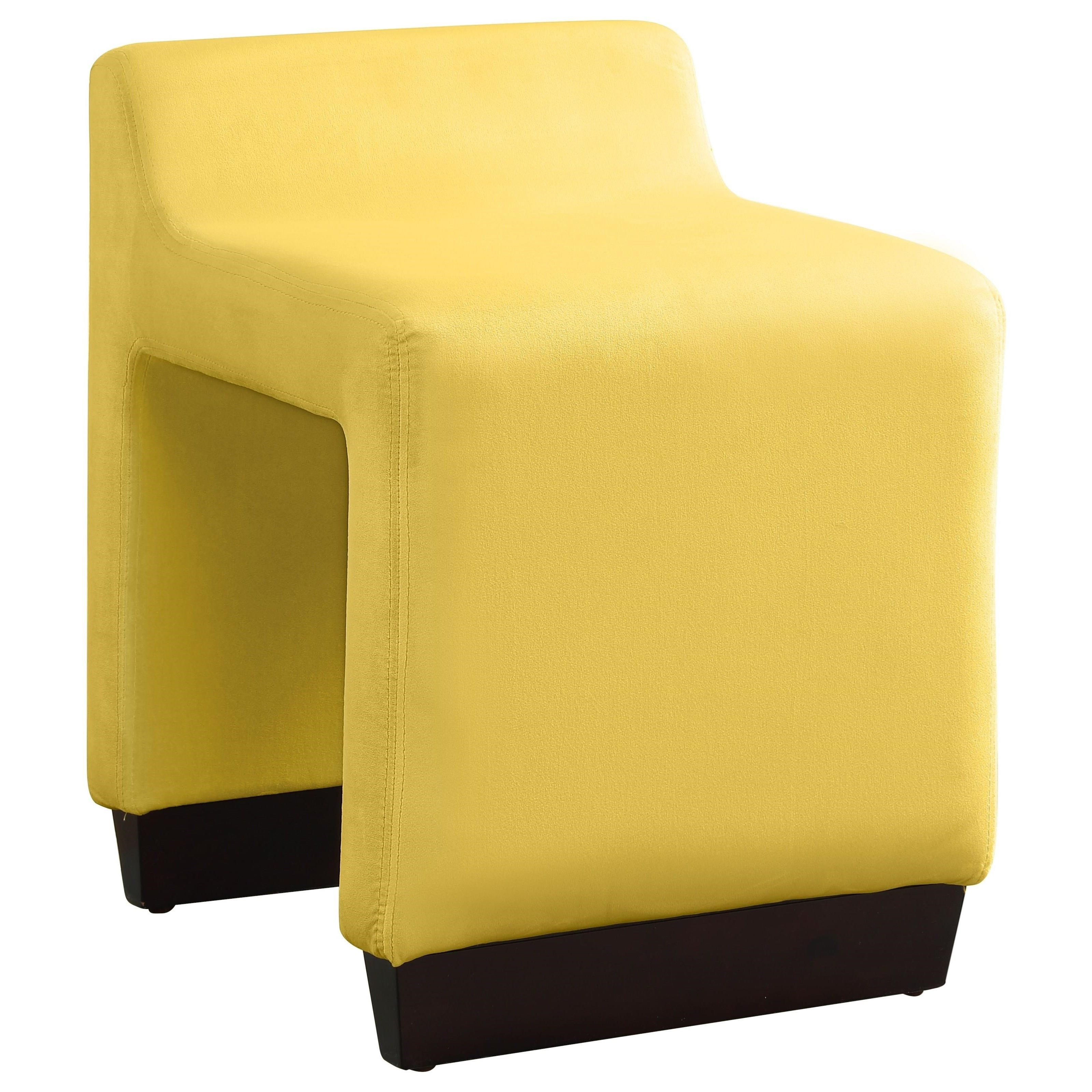 Alford Ottoman by Acme Furniture at A1 Furniture & Mattress