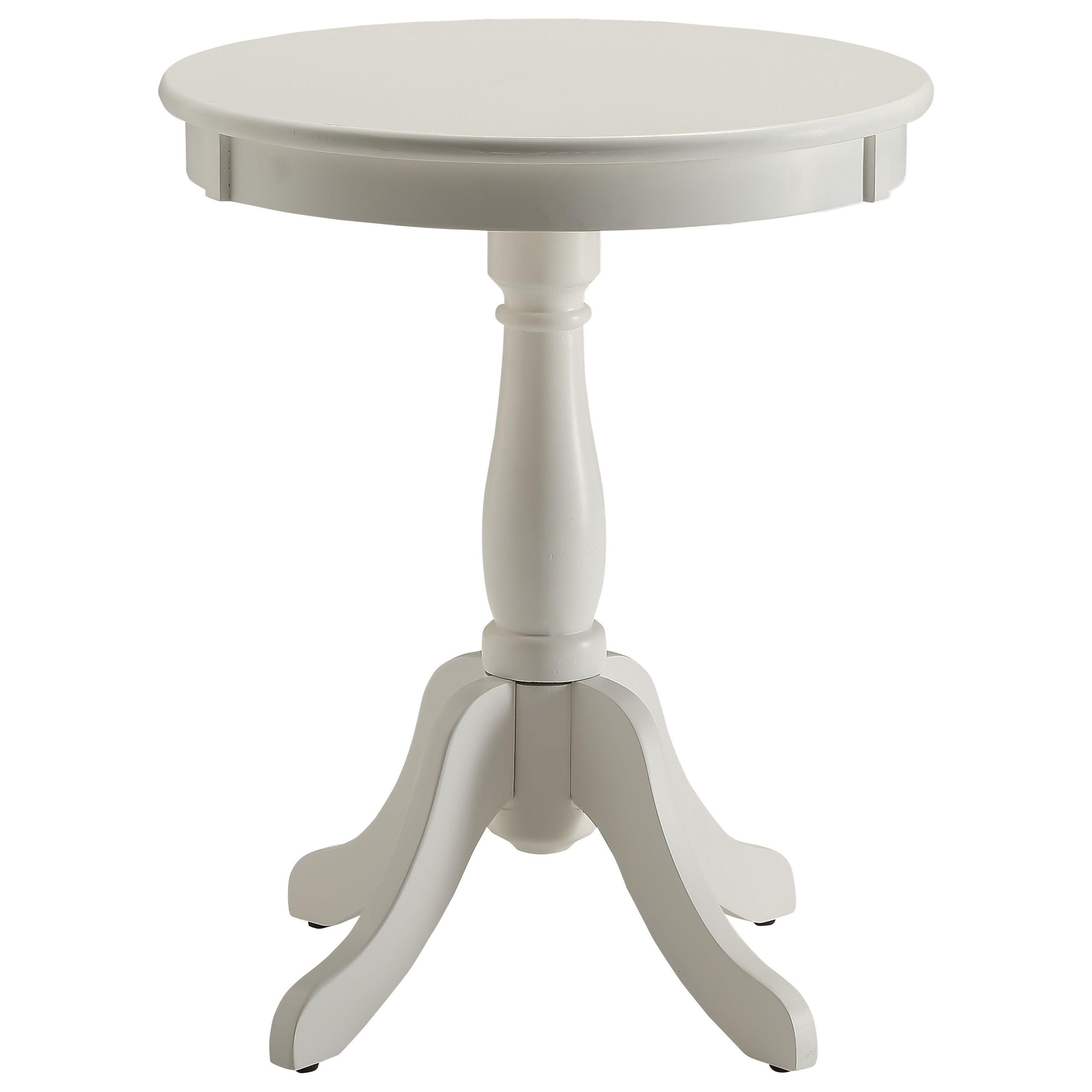 Alger Side Table by Acme Furniture at A1 Furniture & Mattress