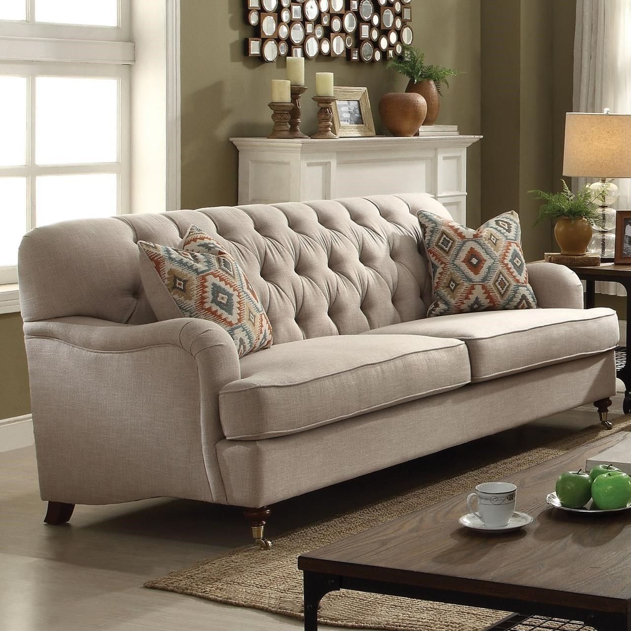 Alianza Sofa by Acme Furniture at Carolina Direct