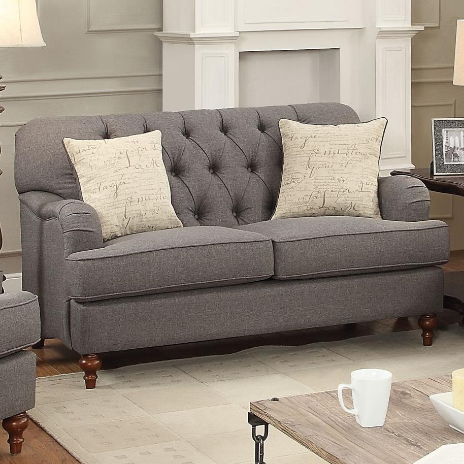 Alianza Loveseat by Acme Furniture at Carolina Direct