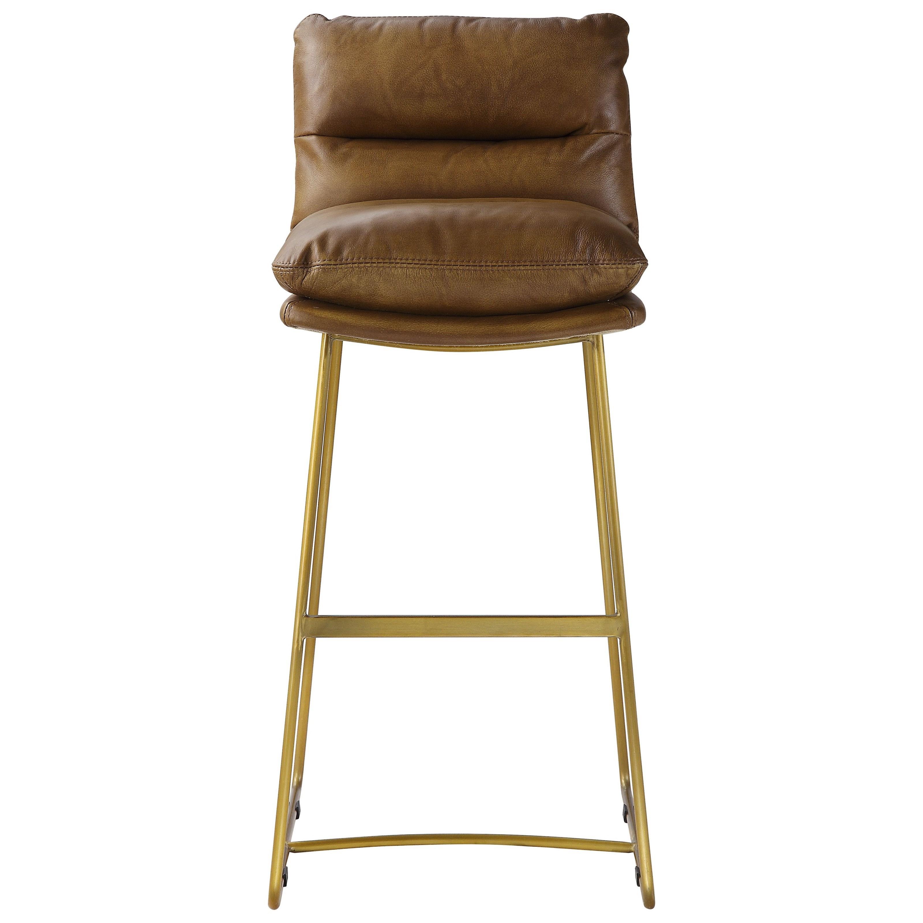 Alsey Bar Stool by Acme Furniture at Carolina Direct