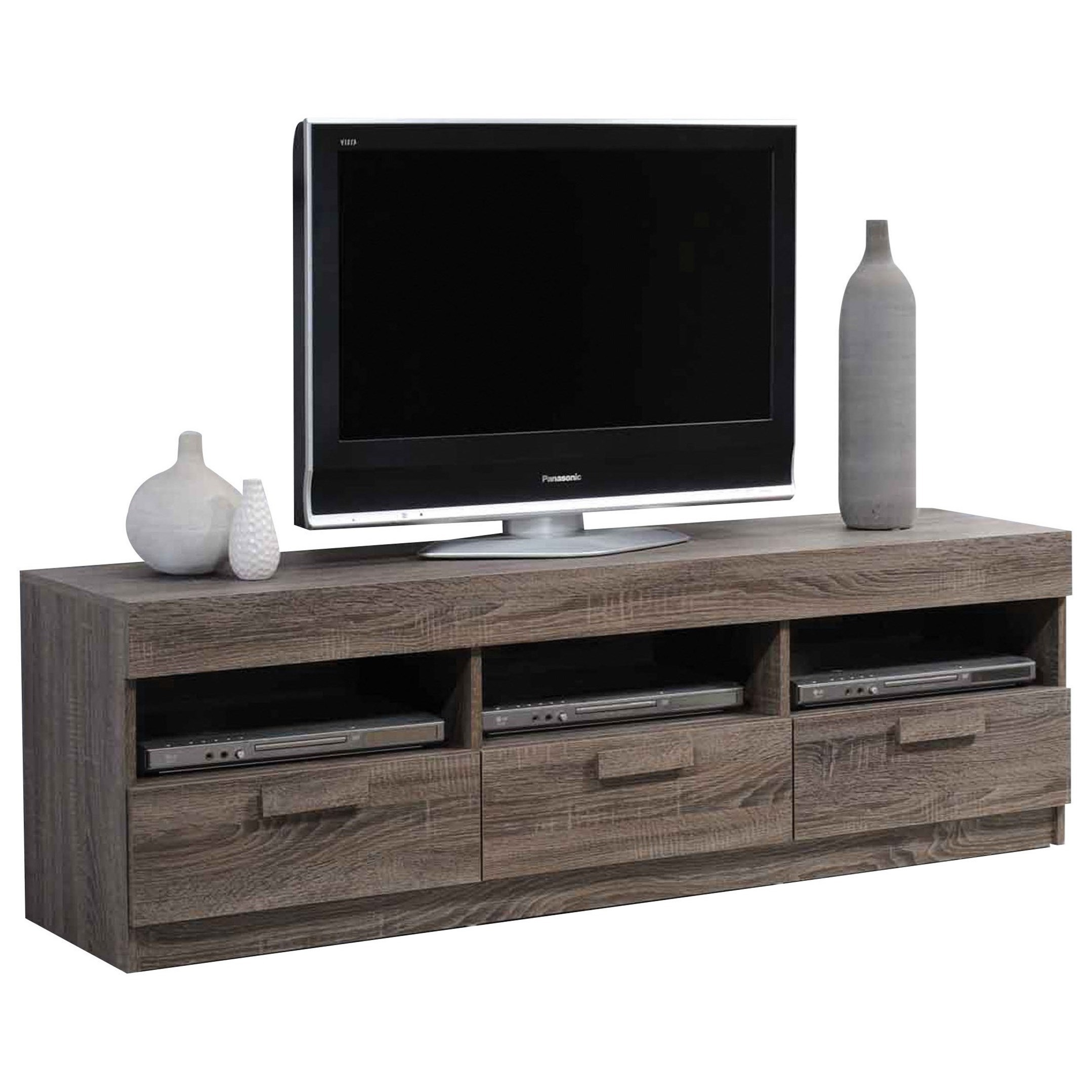 Alvin TV Stand by Acme Furniture at Carolina Direct