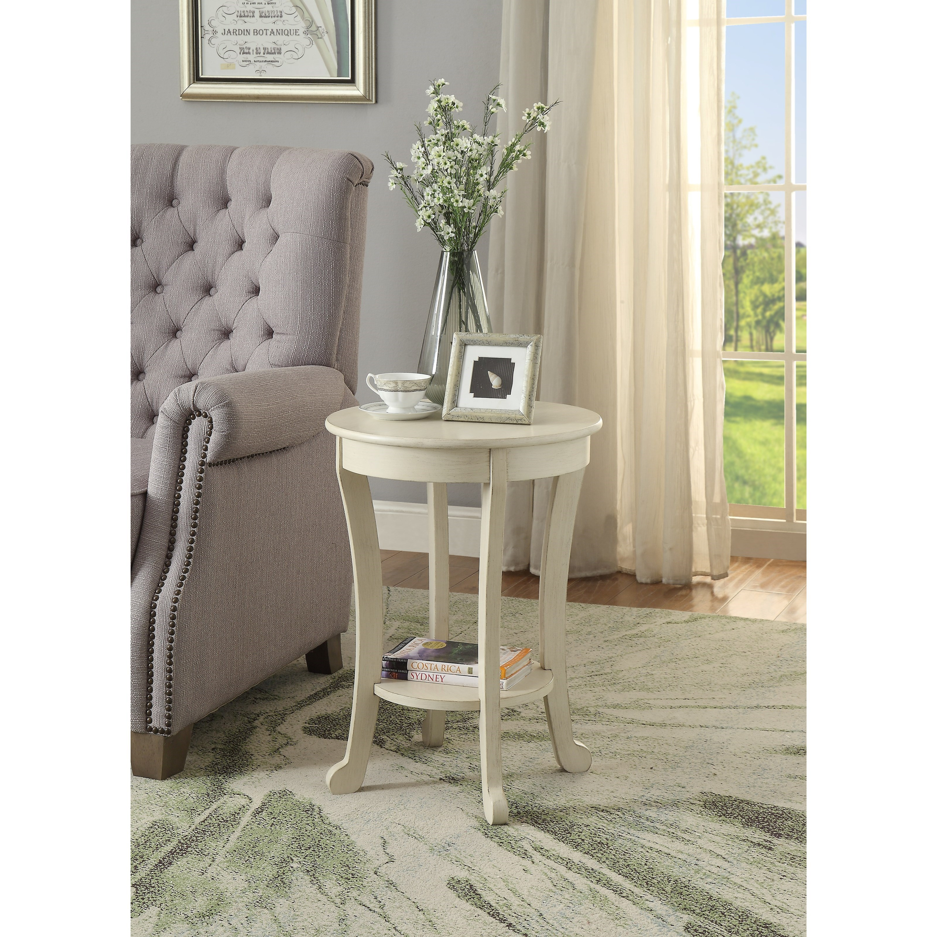 Alysa III End Table by Acme Furniture at Carolina Direct