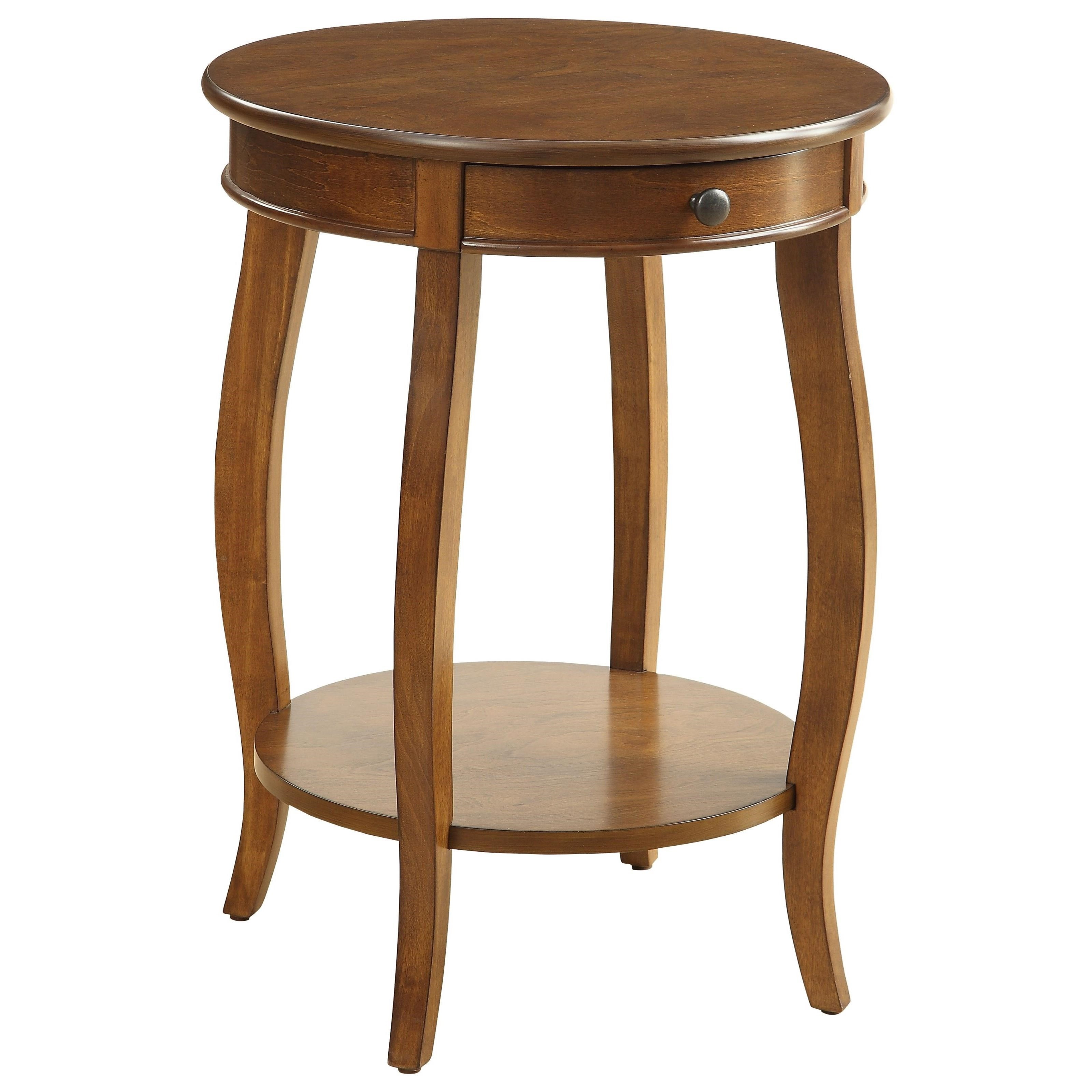 Alysa End Table by Acme Furniture at Carolina Direct