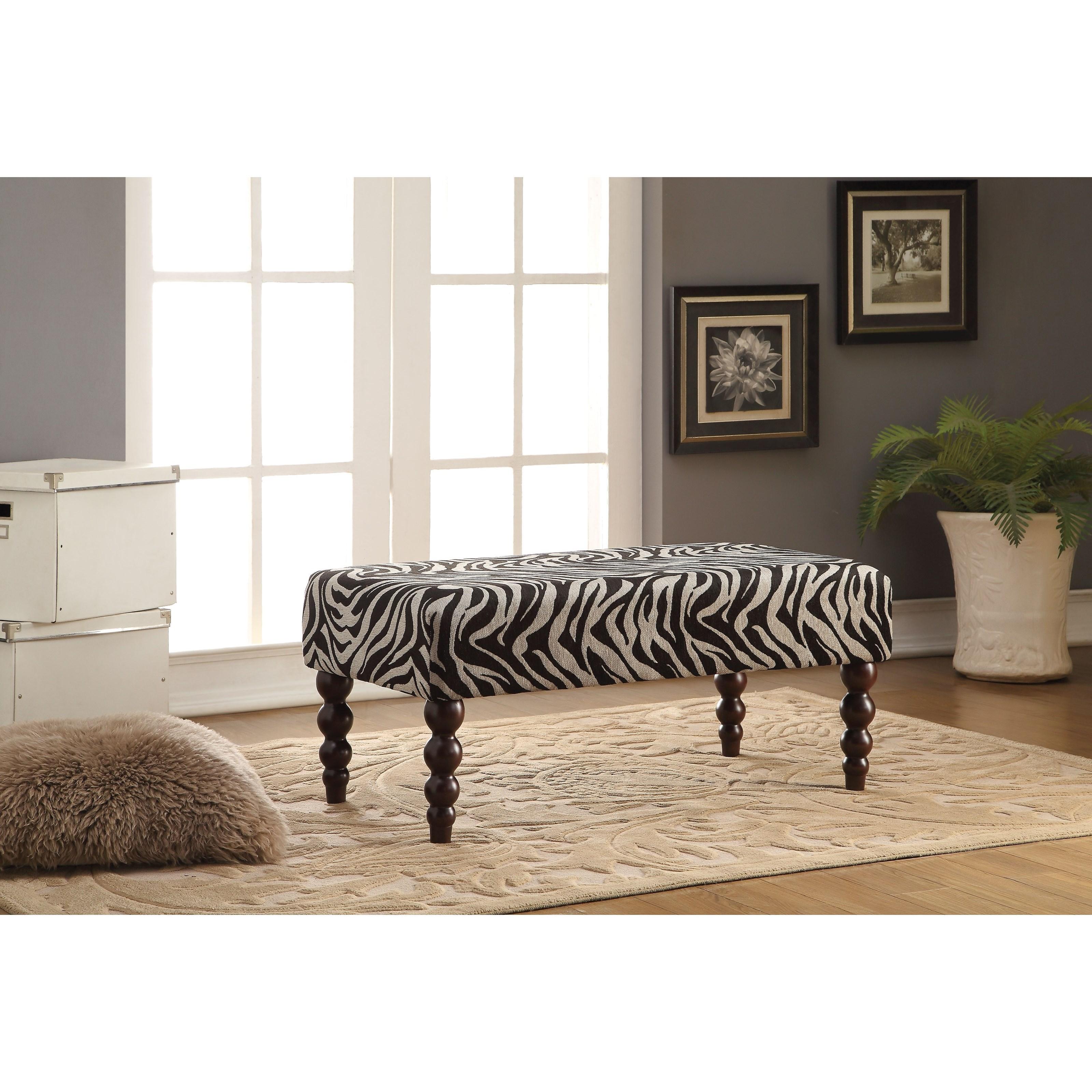 Alysha Bench by Acme Furniture at Carolina Direct