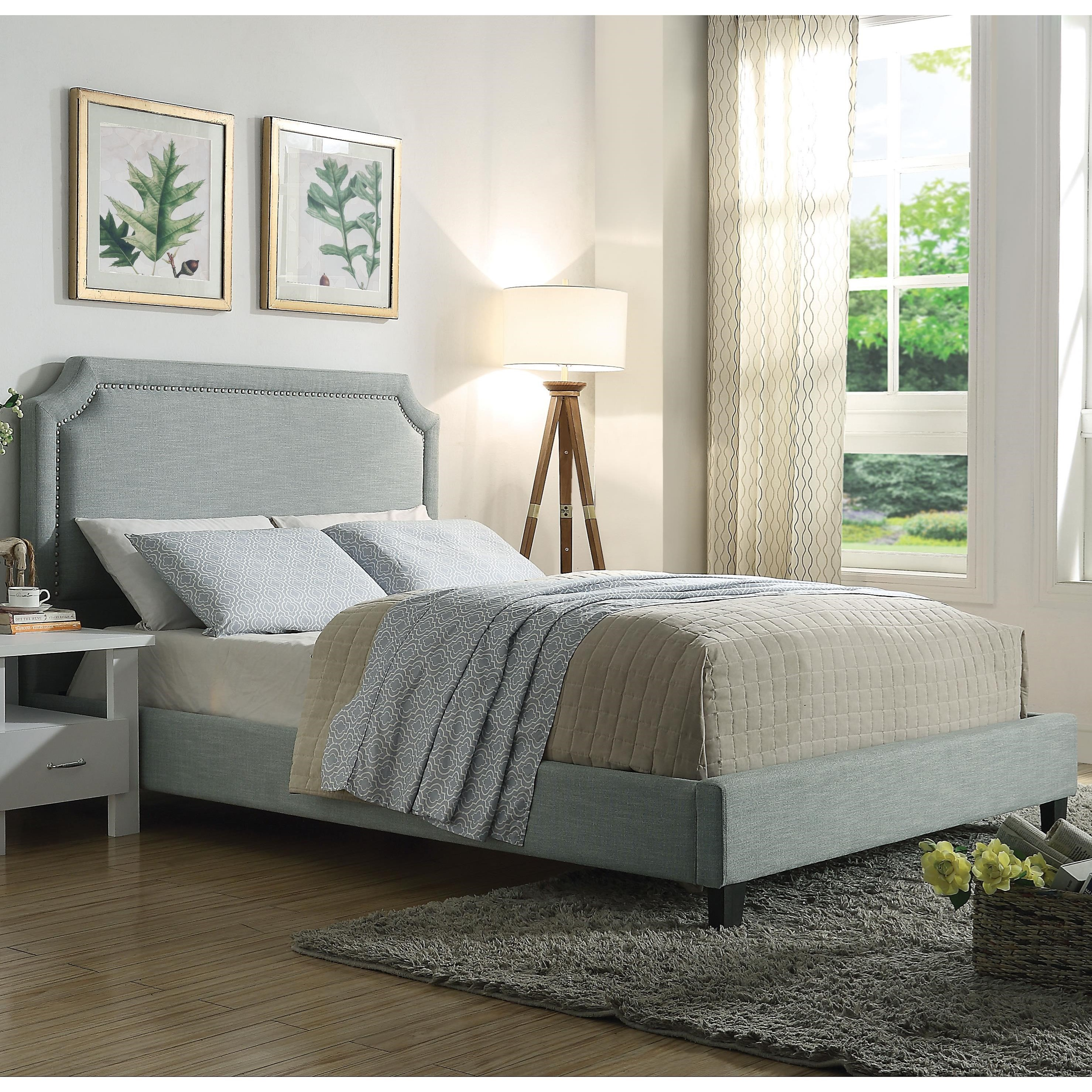 Amias Queen Bed by Acme Furniture at Carolina Direct