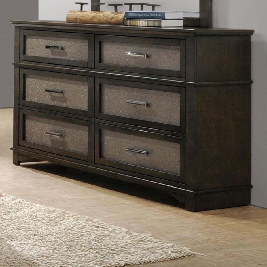 Anatole Dresser by Acme Furniture at Carolina Direct
