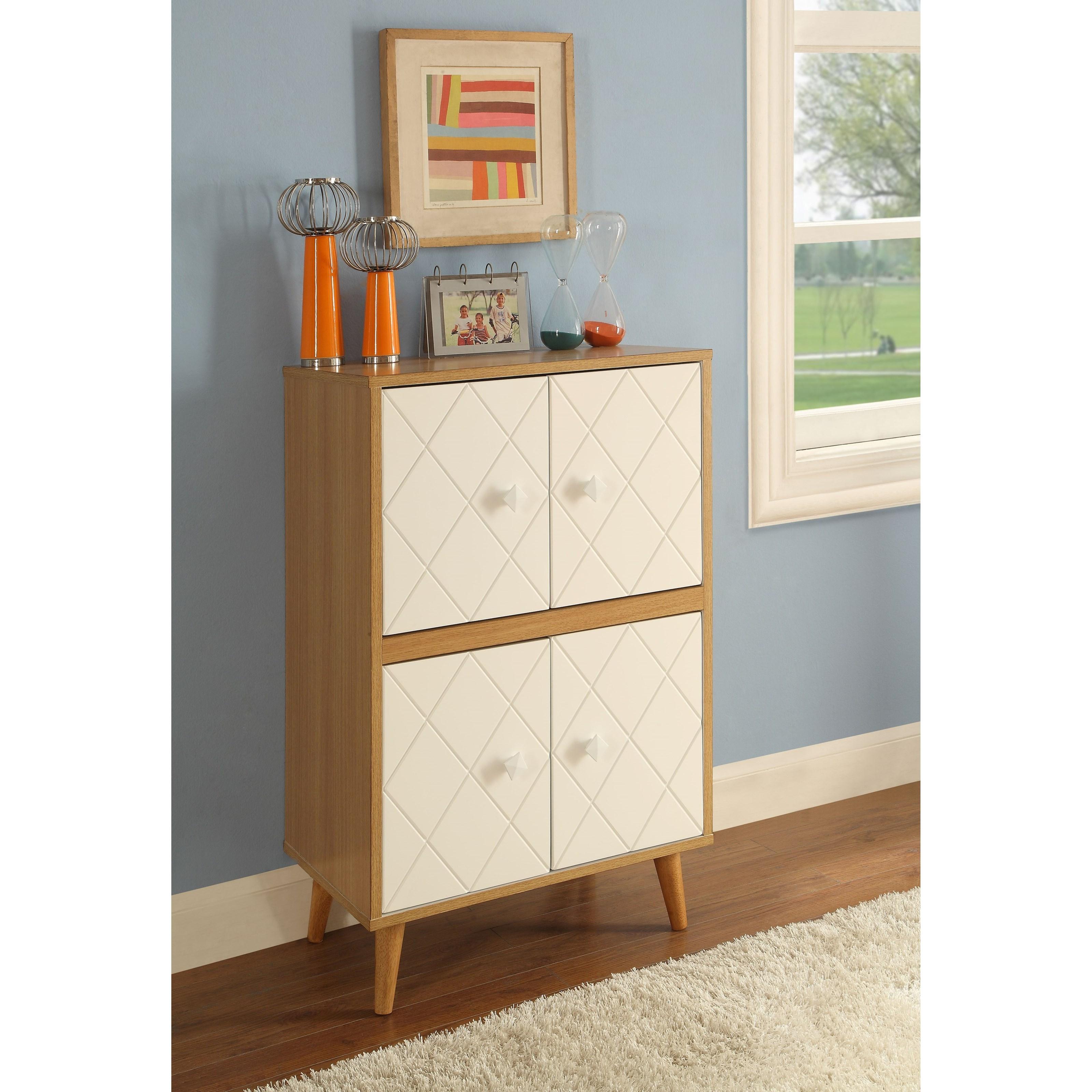 Anita Cabinet by Acme Furniture at Carolina Direct