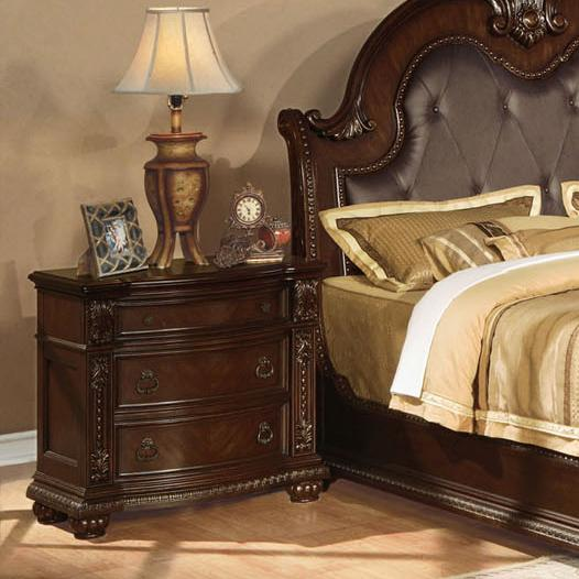 Anondale Nightstand by Acme Furniture at Carolina Direct