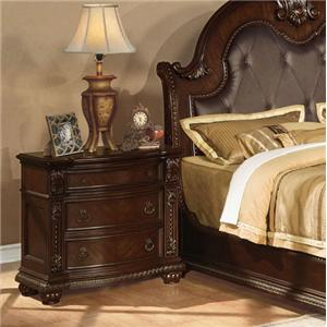 Acme Furniture Anondale Nightstand