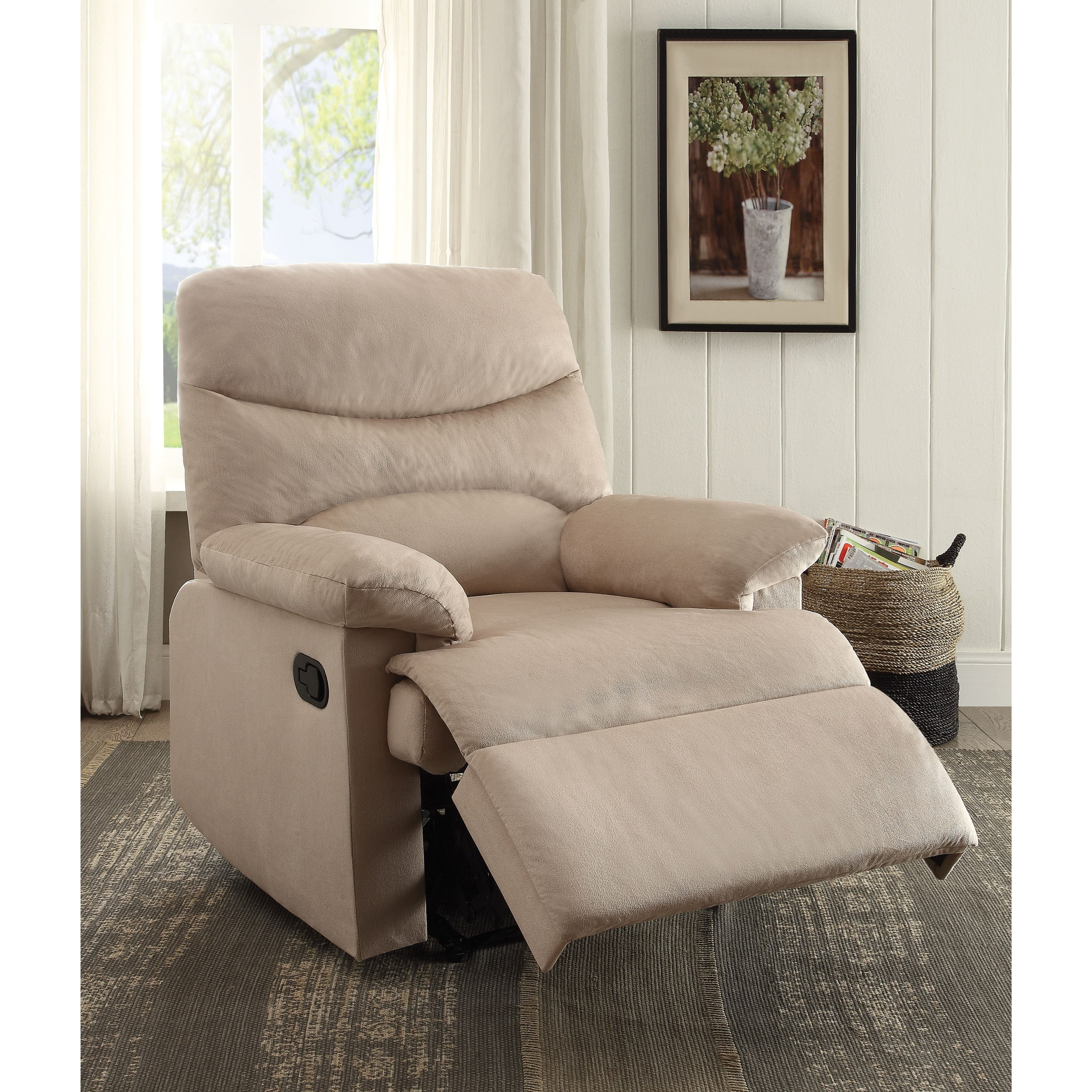 Arcadia Recliner by Acme Furniture at A1 Furniture & Mattress
