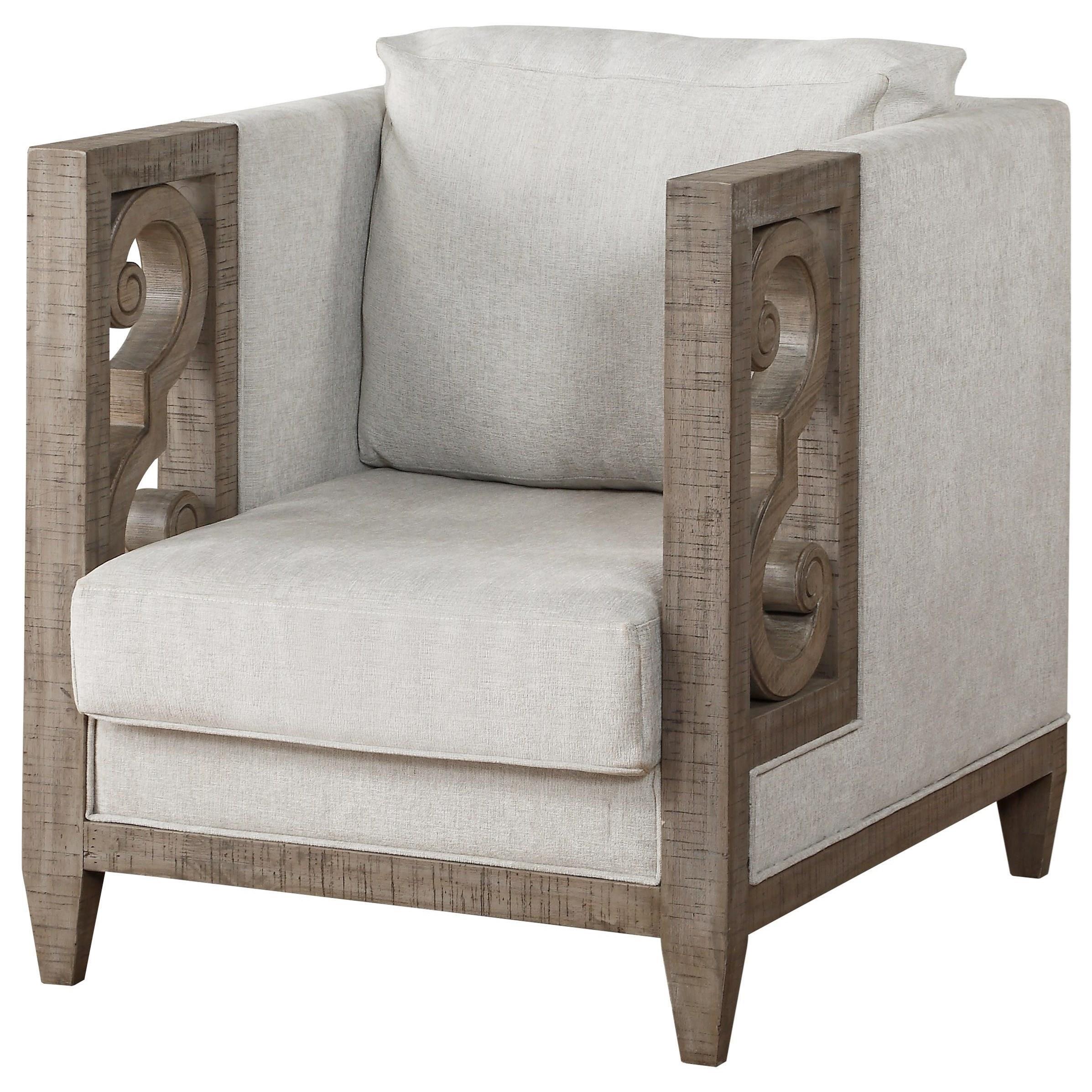 Artesia Chair by Acme Furniture at A1 Furniture & Mattress