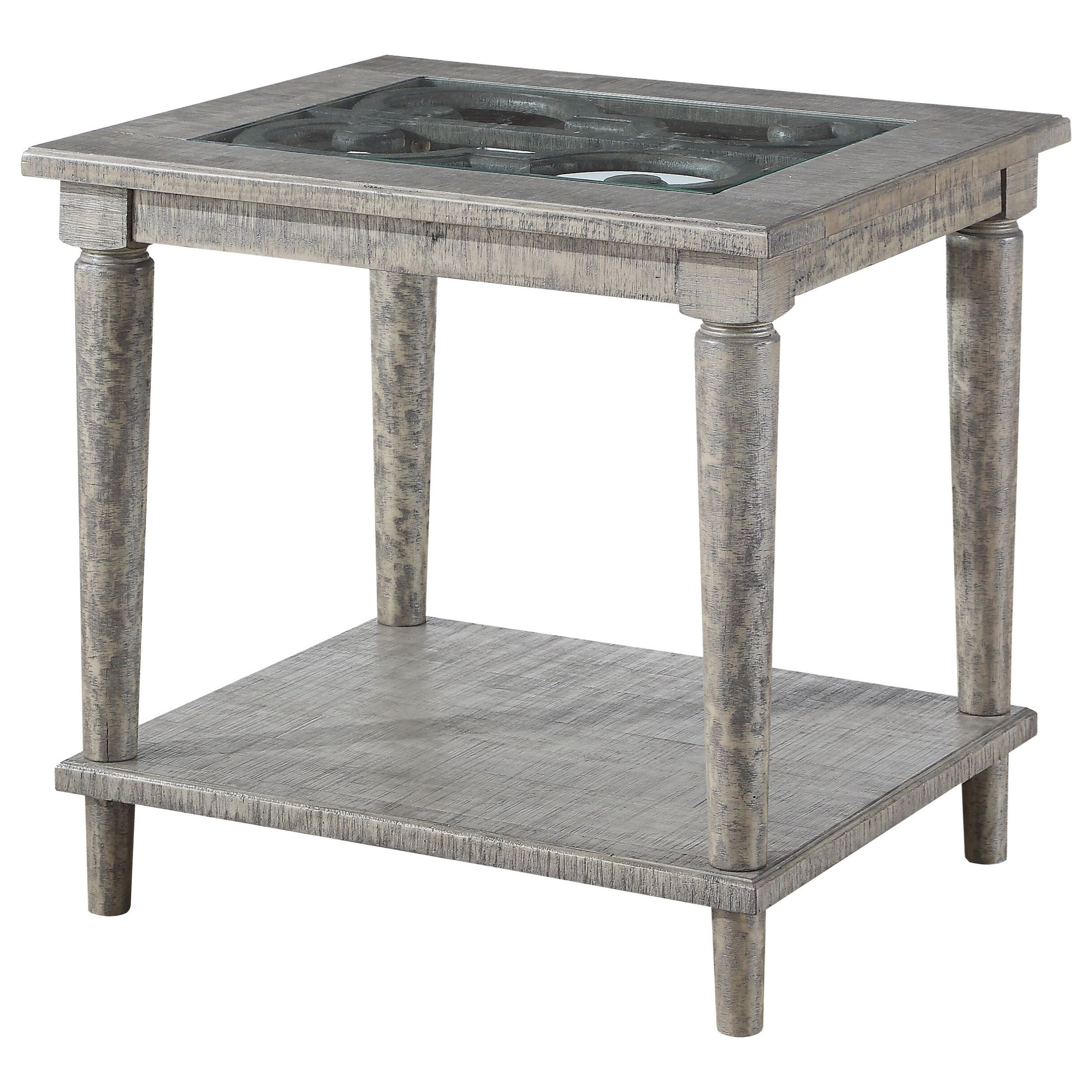 Artesia End Table by Acme Furniture at A1 Furniture & Mattress