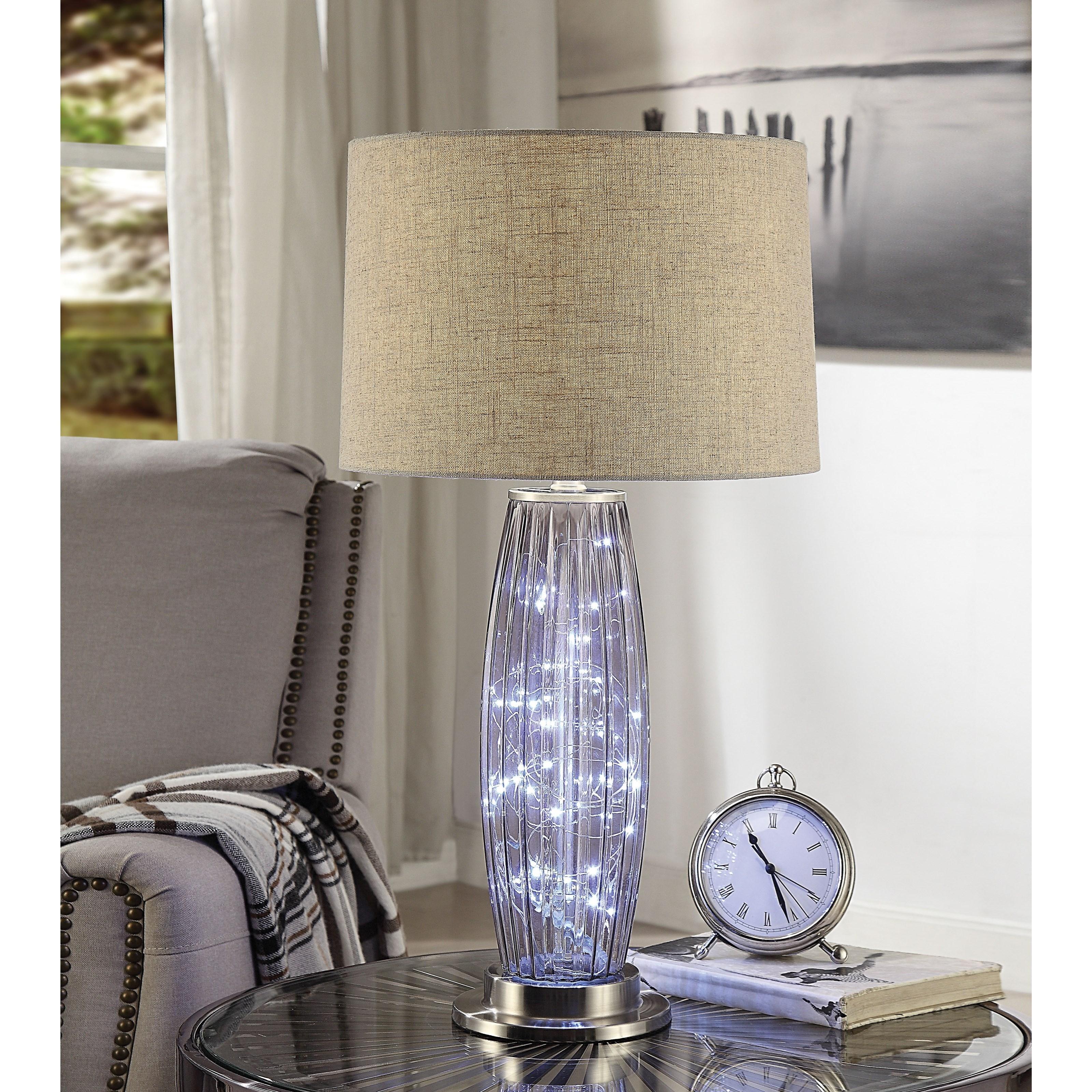 Aurinda Table Lamp by Acme Furniture at Carolina Direct