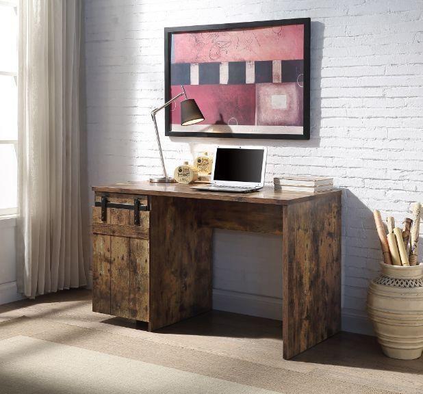 Bellarosa Desk by Acme Furniture at Sam Levitz Outlet