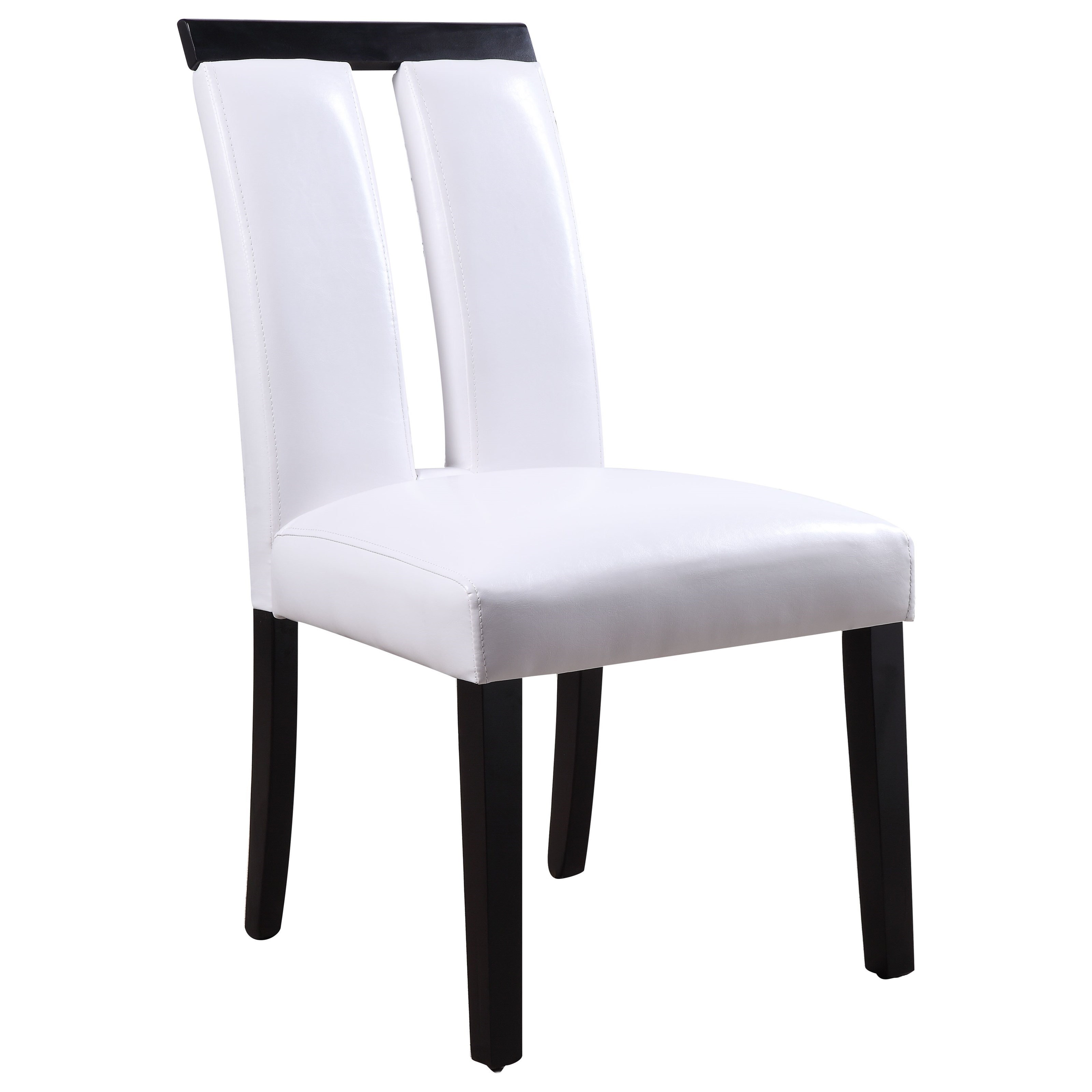 Bernice Side Chair by Acme Furniture at Nassau Furniture and Mattress