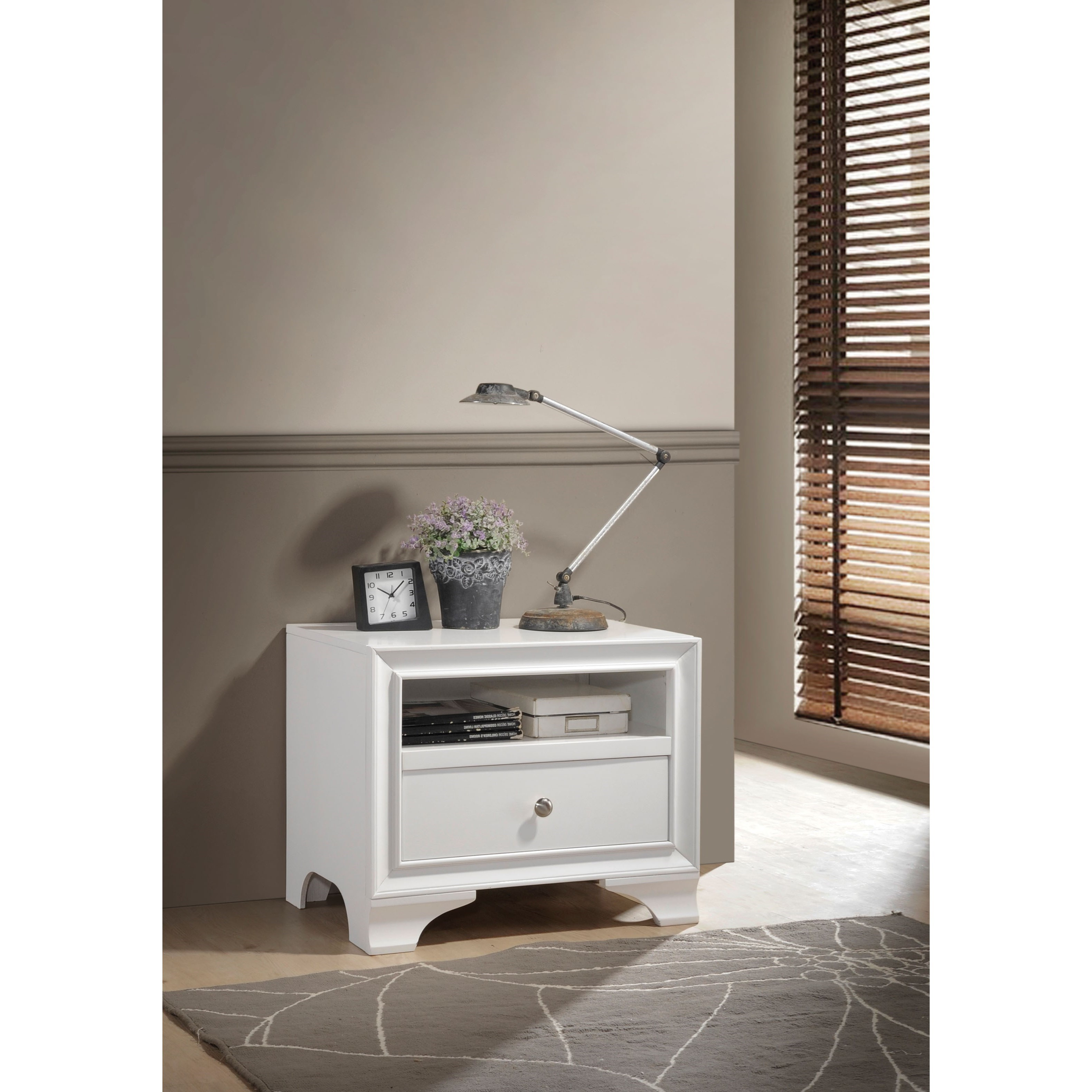 Blaise Nightstand by Acme Furniture at A1 Furniture & Mattress