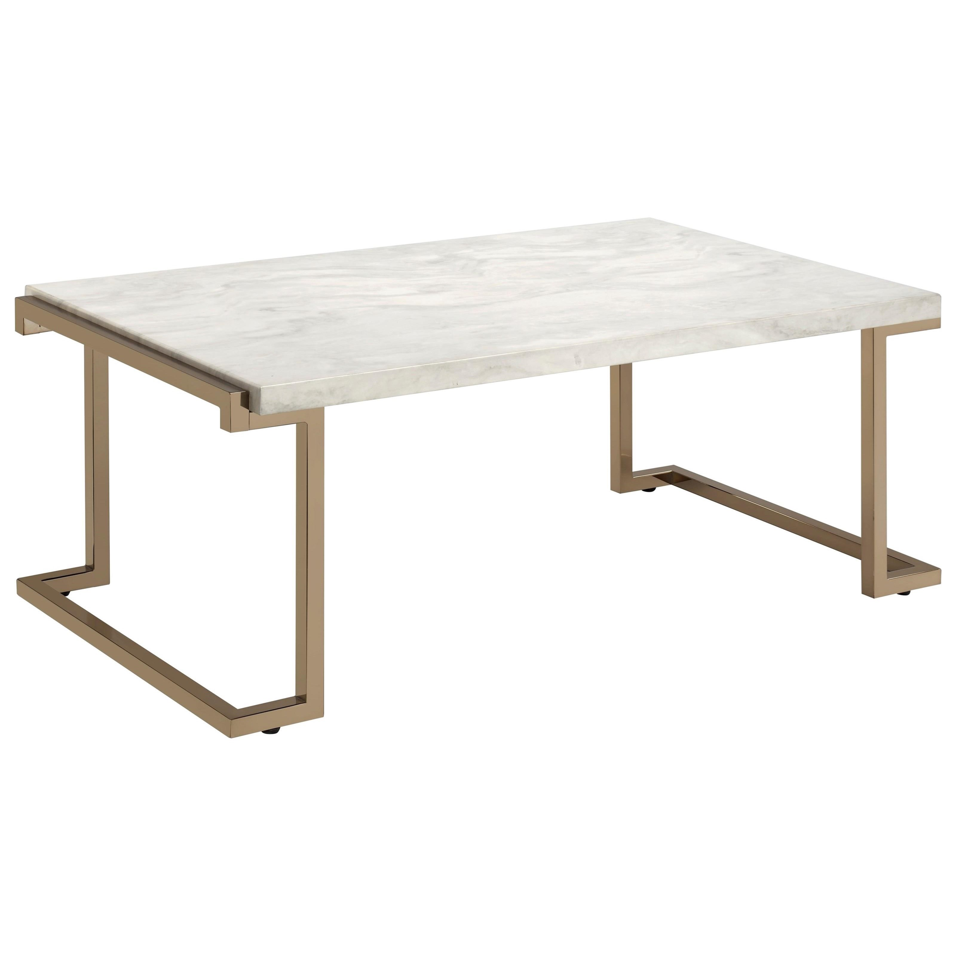 Boice II Coffee Table by Acme Furniture at A1 Furniture & Mattress