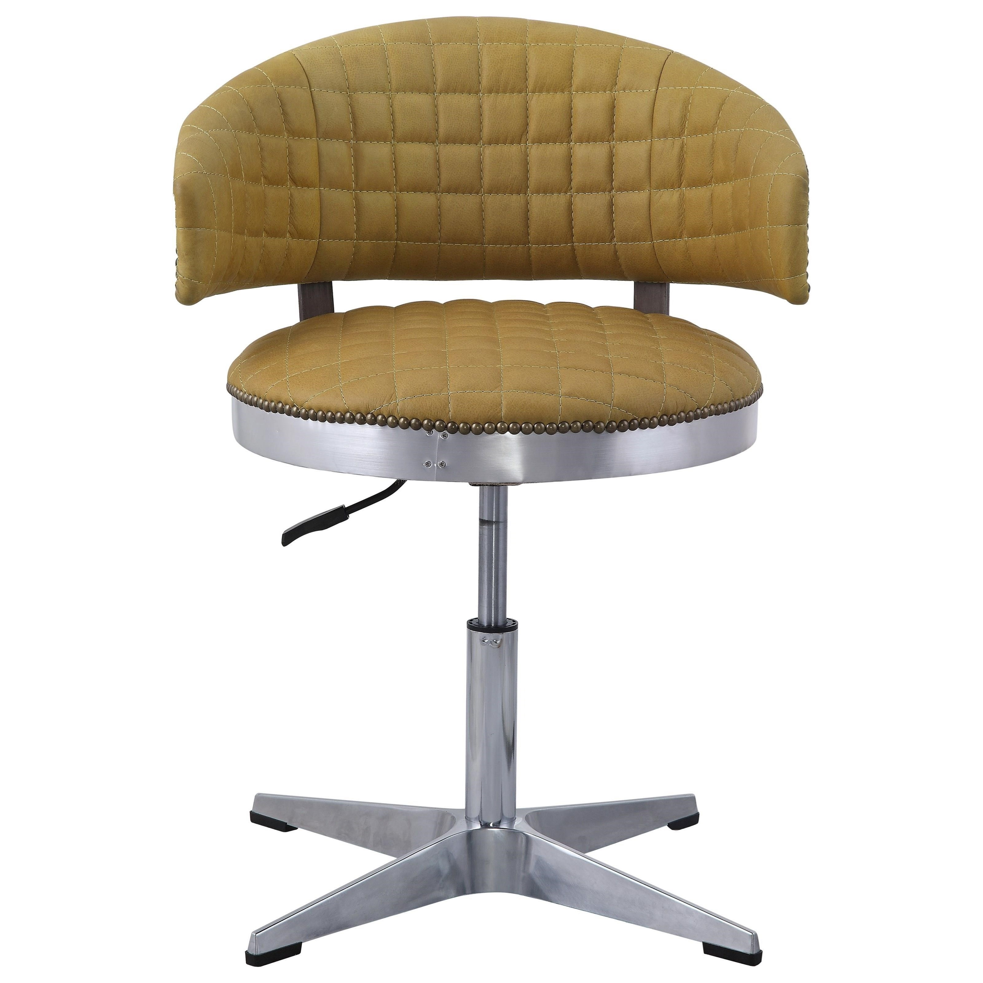 Brancaster Adjustable Chair w/Swivel by Acme Furniture at Carolina Direct