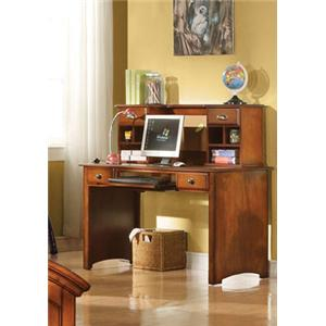 Desk and Hutch Combo