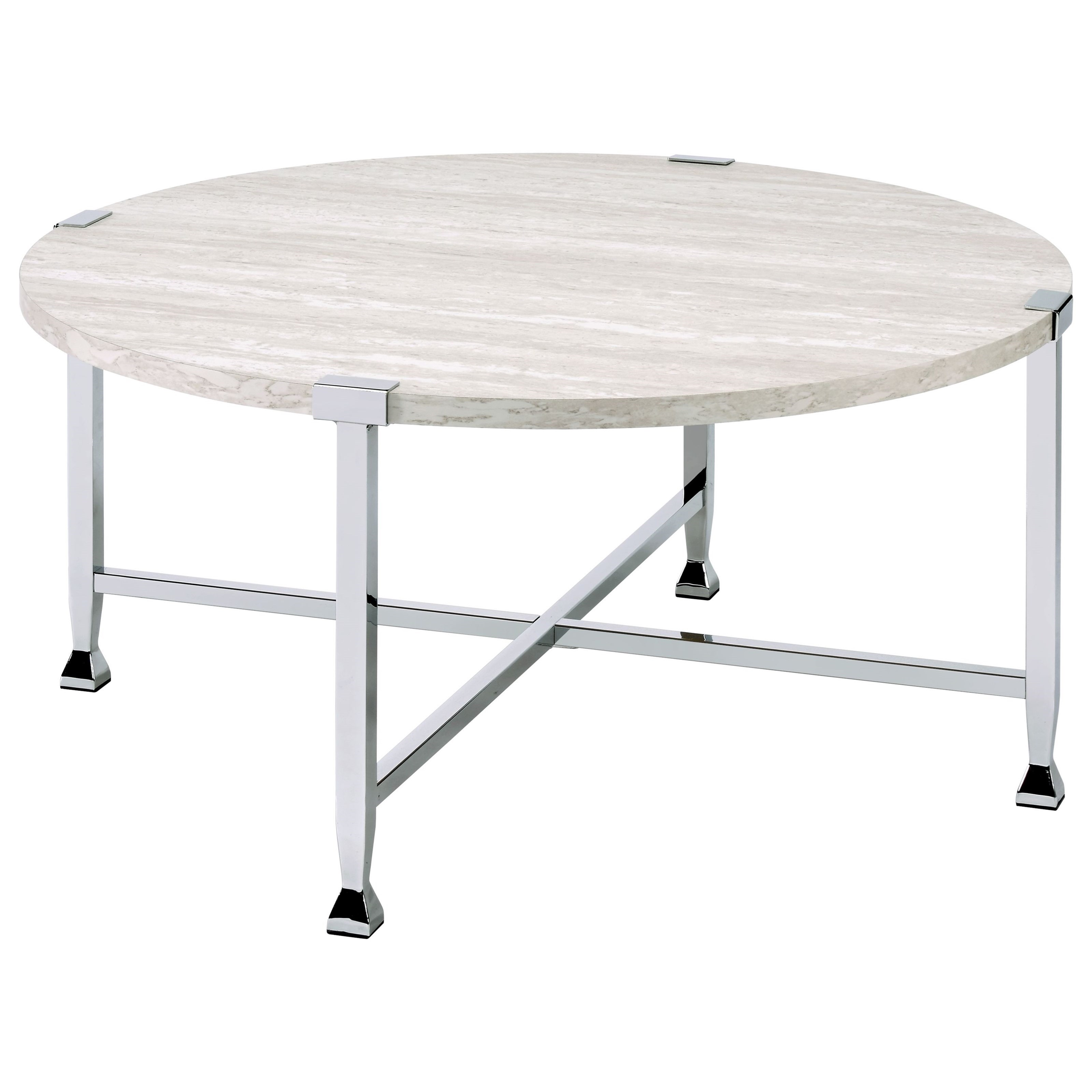 Brecon Coffee Table by Acme Furniture at Carolina Direct