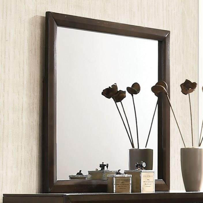 Brenta Mirror by Acme Furniture at Carolina Direct