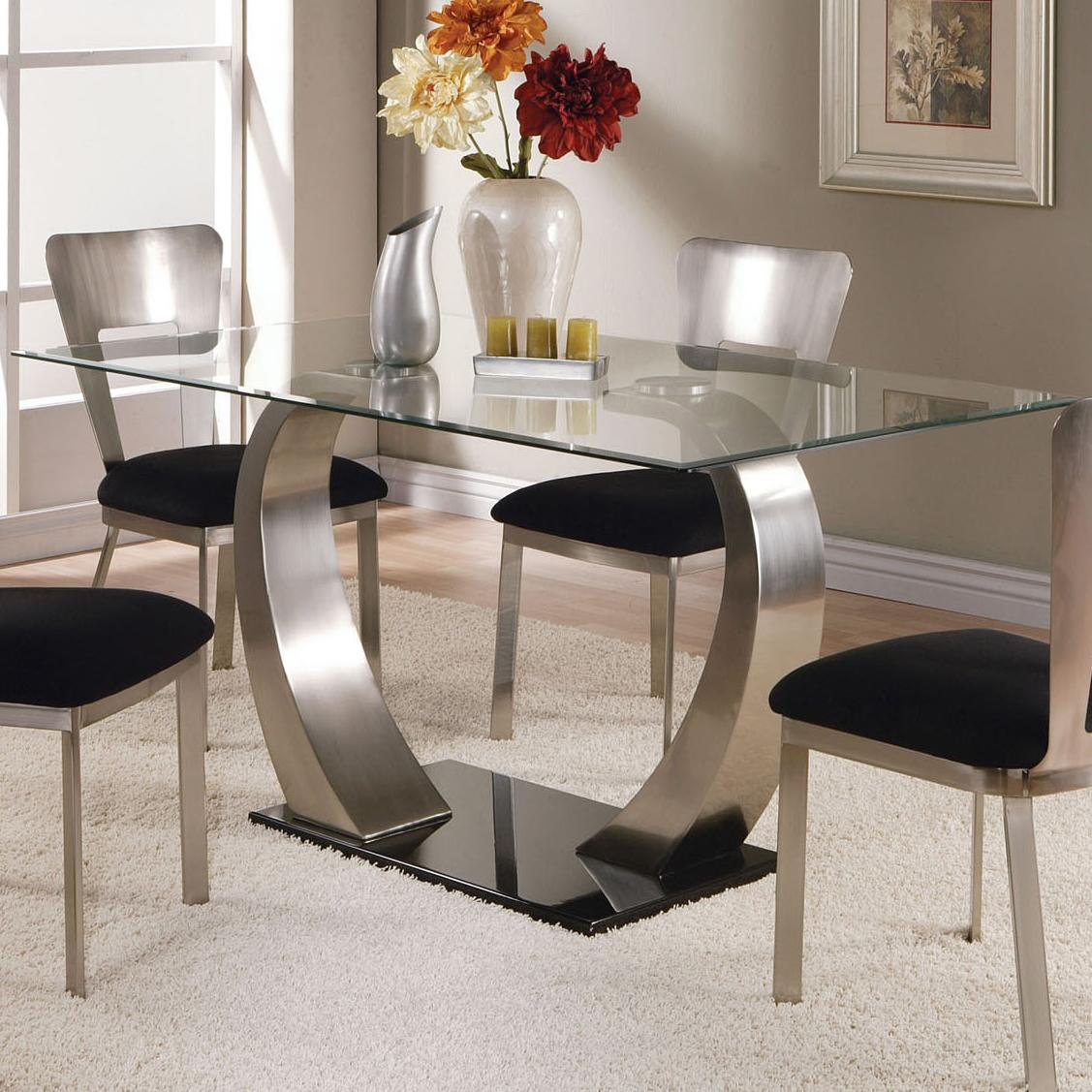 Camille Dining Table by Acme Furniture at Carolina Direct