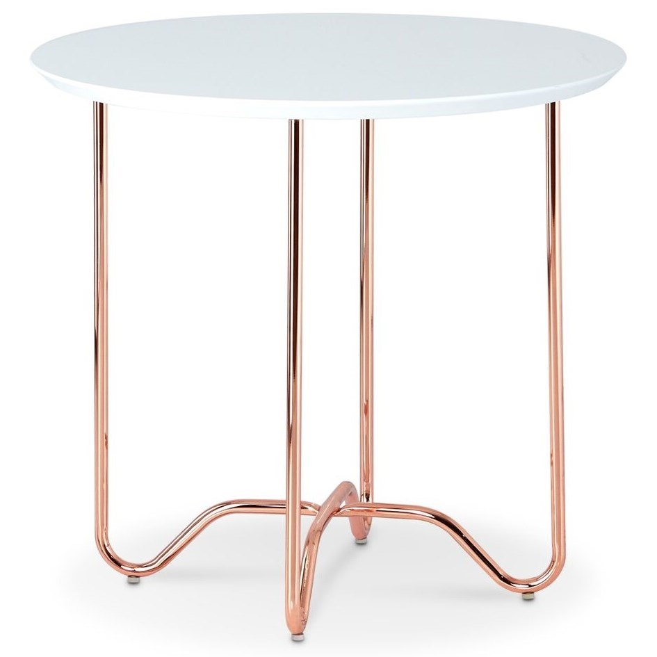 Canty End Table by Acme Furniture at Carolina Direct