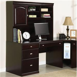 Office Desk w/ Hutch