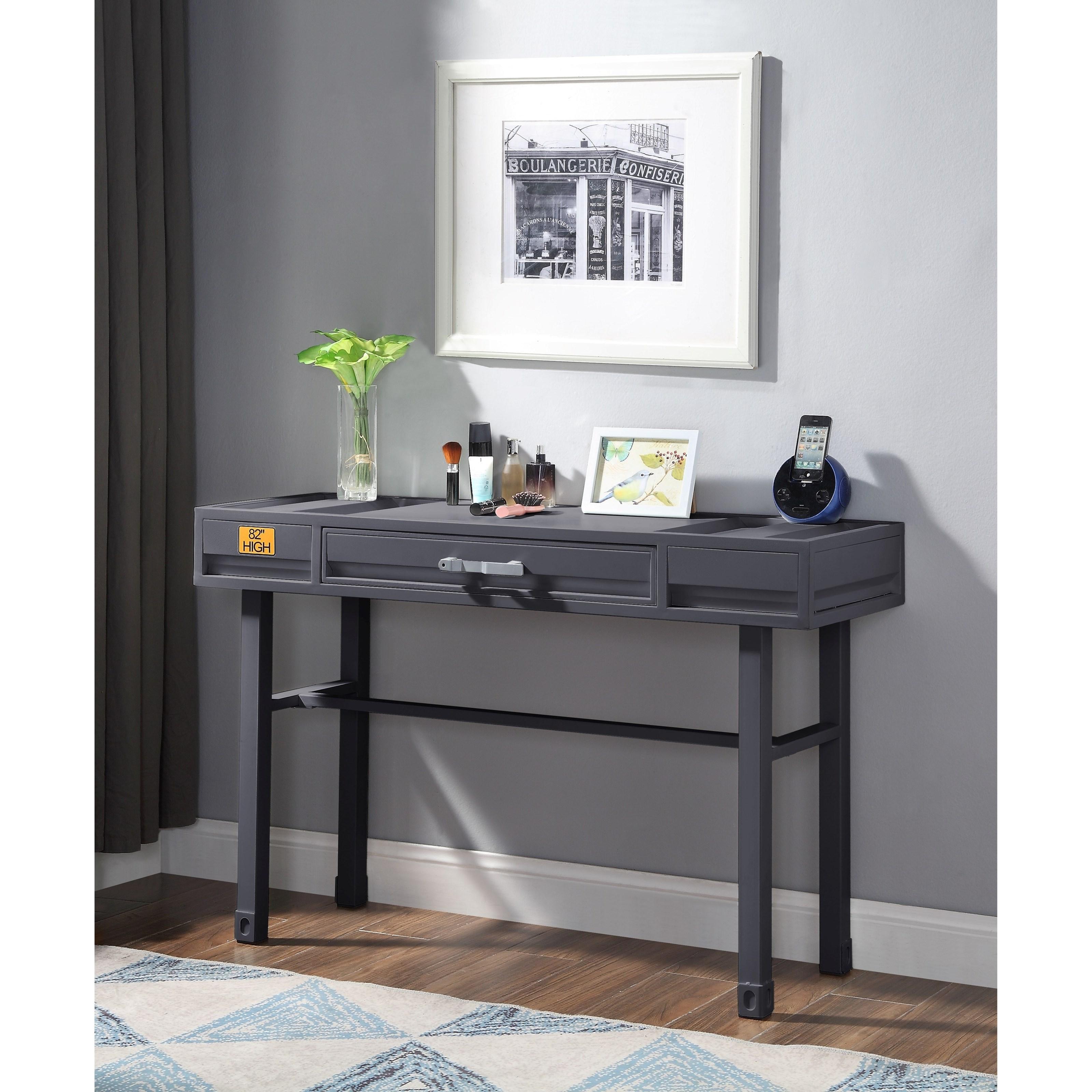 Cargo Vanity Desk by Acme Furniture at Carolina Direct