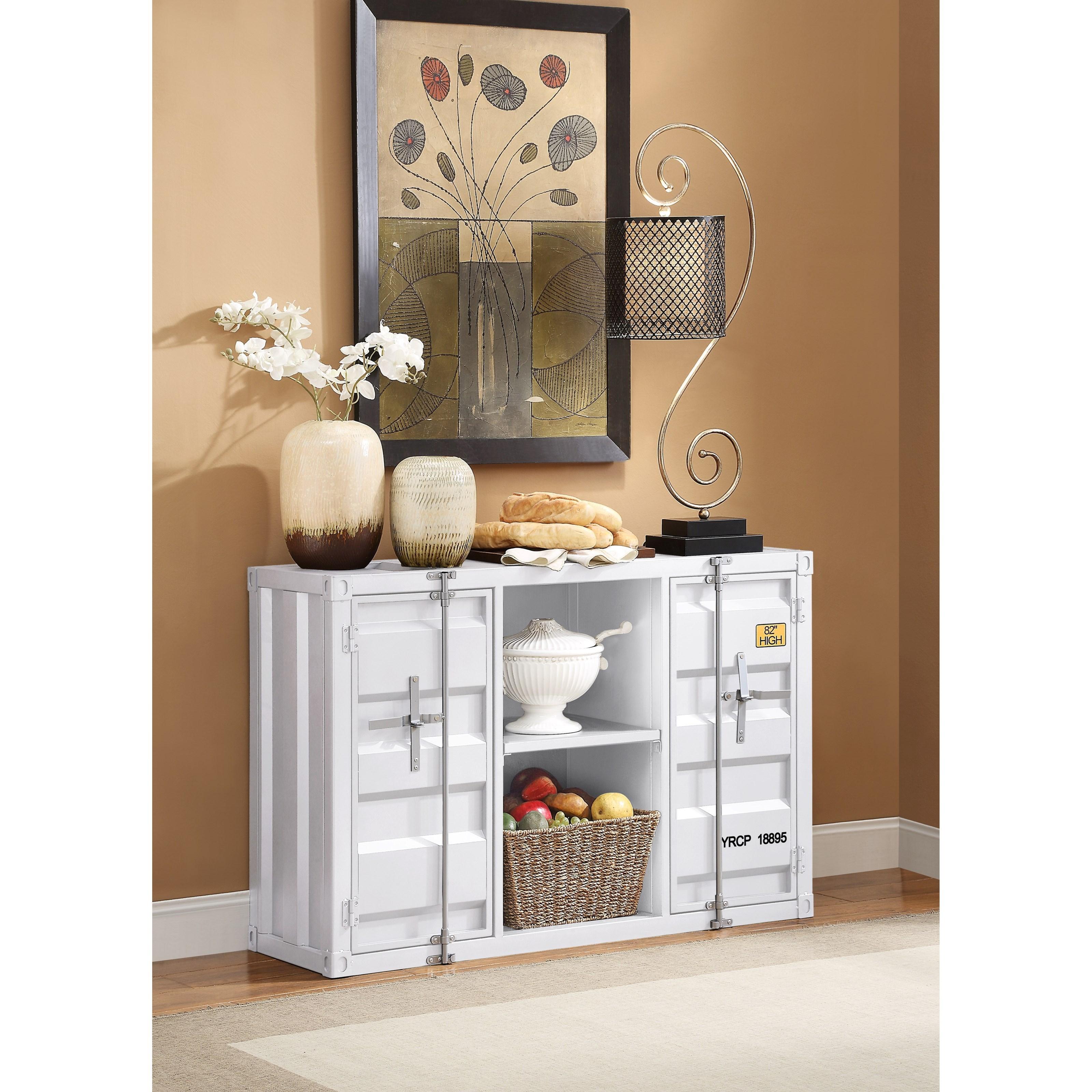 Cargo Server by Acme Furniture at Carolina Direct