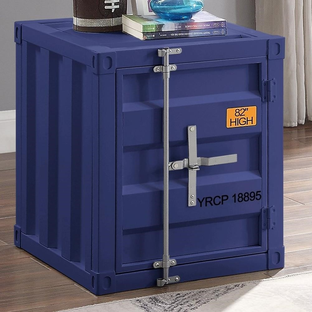 Cargo End Table by Acme Furniture at Rooms for Less