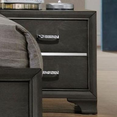 Carine II Nightstand by Acme Furniture at A1 Furniture & Mattress