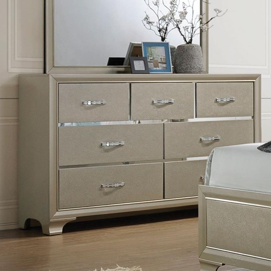 Carine Dresser by Acme Furniture at Carolina Direct